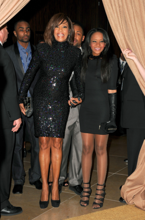 Bobbi Kristina Brown Whitney