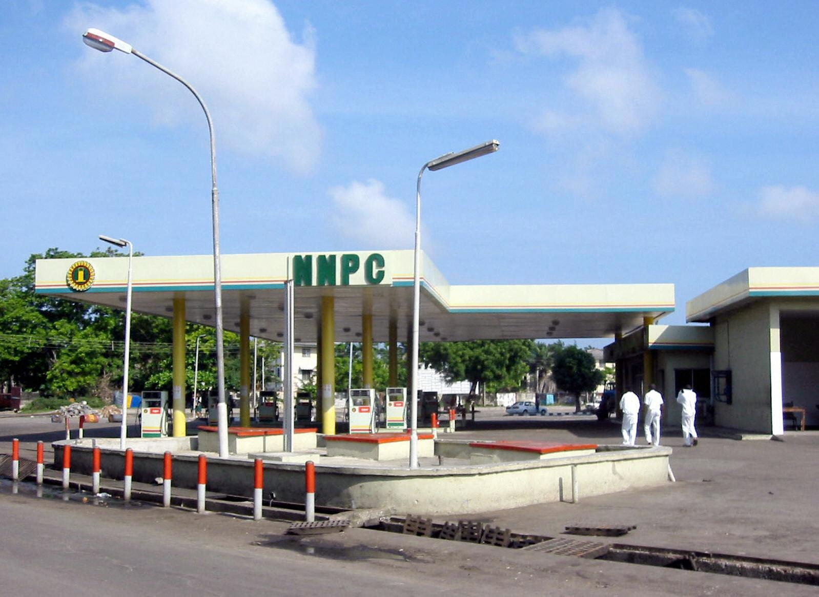 Nigerian National Petroleum Corp station