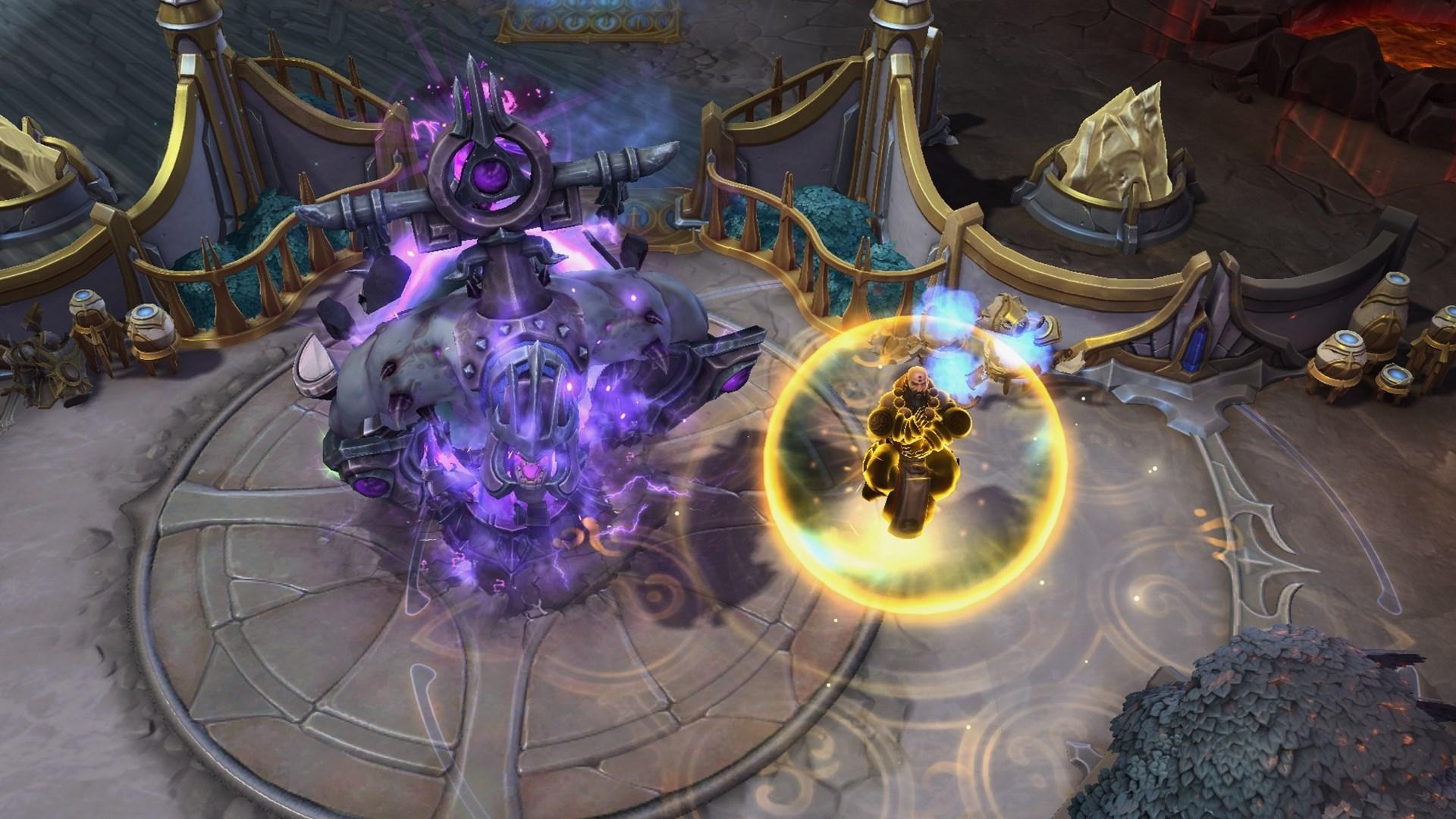 Heroes of the Storm Infernal Shrines