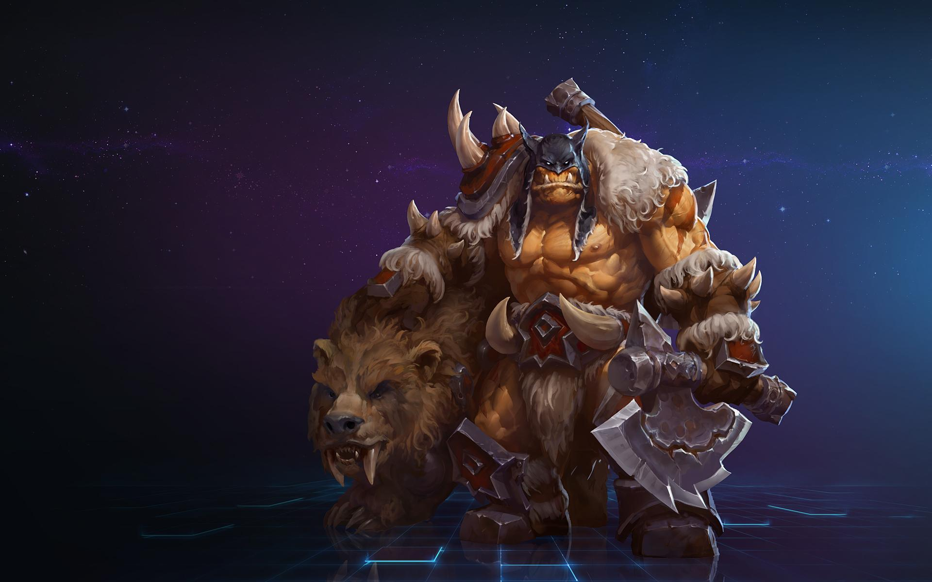 Heroes of the Storm Rexxar