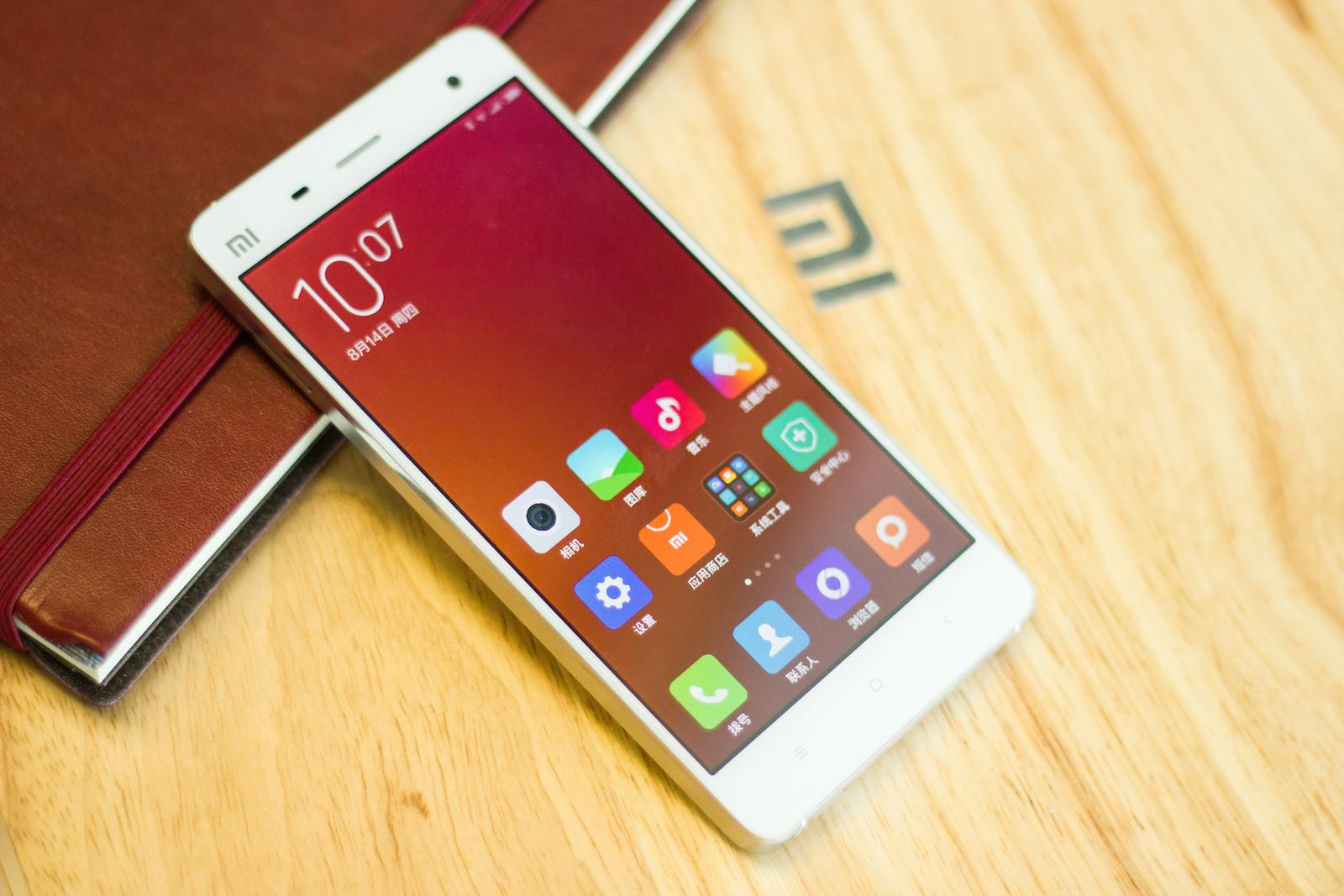 Xiaomi Mi 5 Qualcomm Snapdragon 820