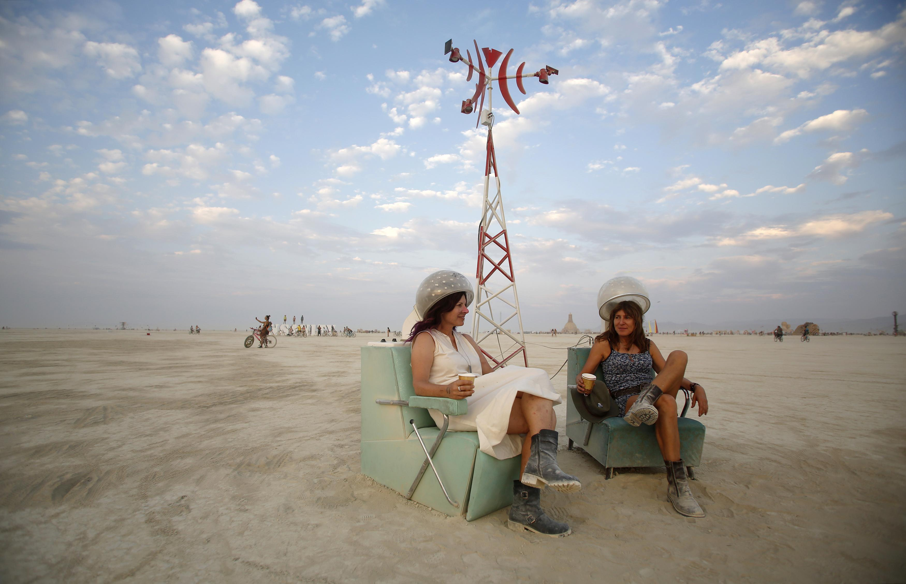 Burning Man 2016: Pictures, Facts, History, Photos Of