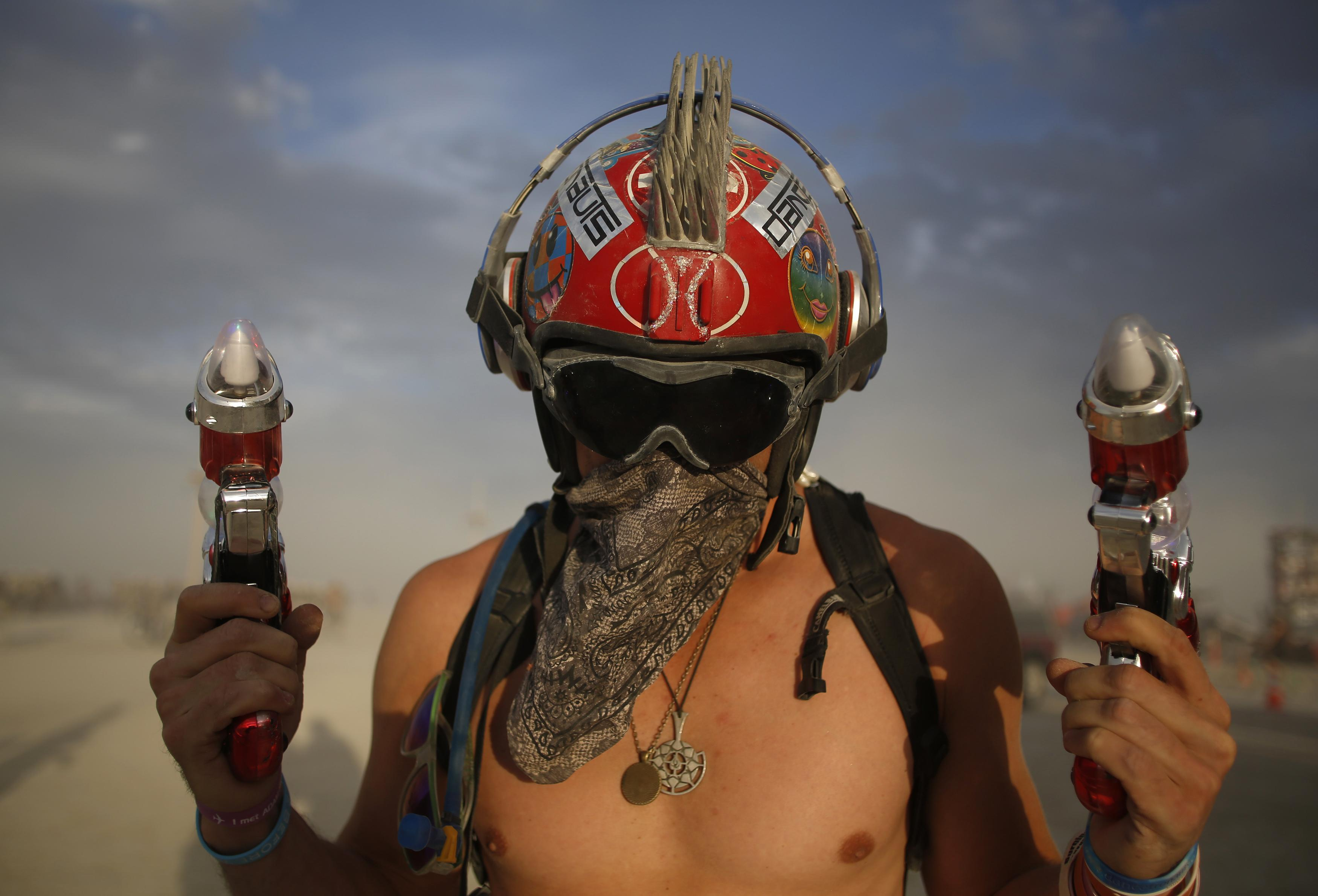 Burning Man 2015 photos: Spectacular pictures of annual