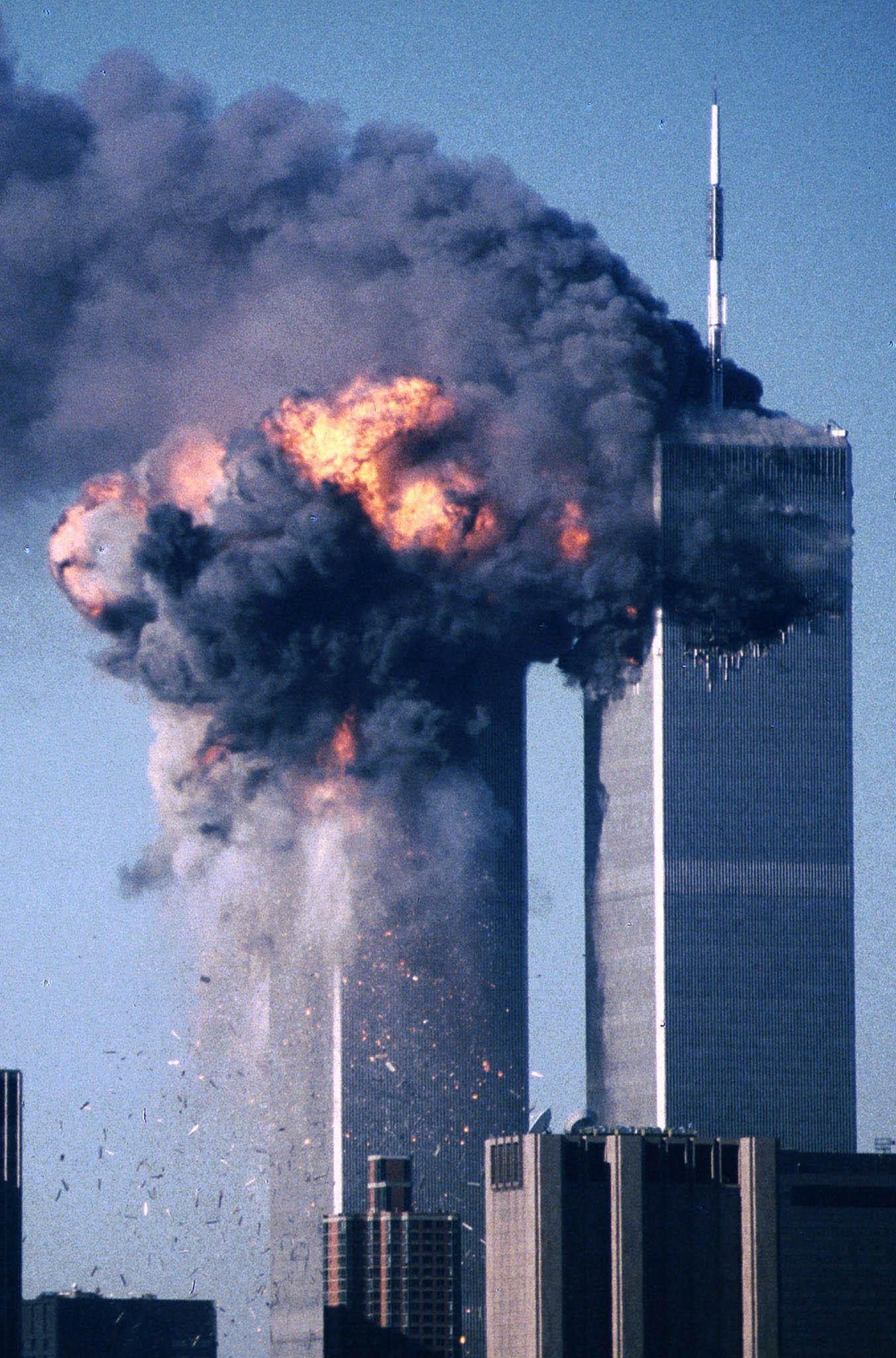 the attack on september 11 2001 Religion's role in the terrorist attack of september 11, 2001 by michael e nielsen, phd georgia southern university abstract: the central role of religion in the.
