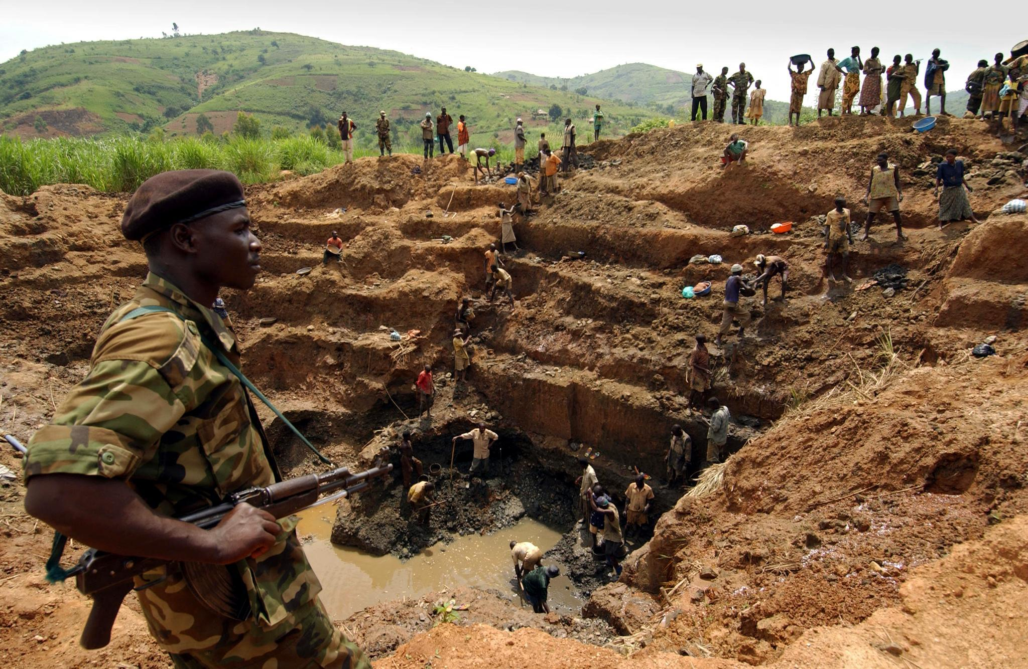 Union of Congolese Patriots mine