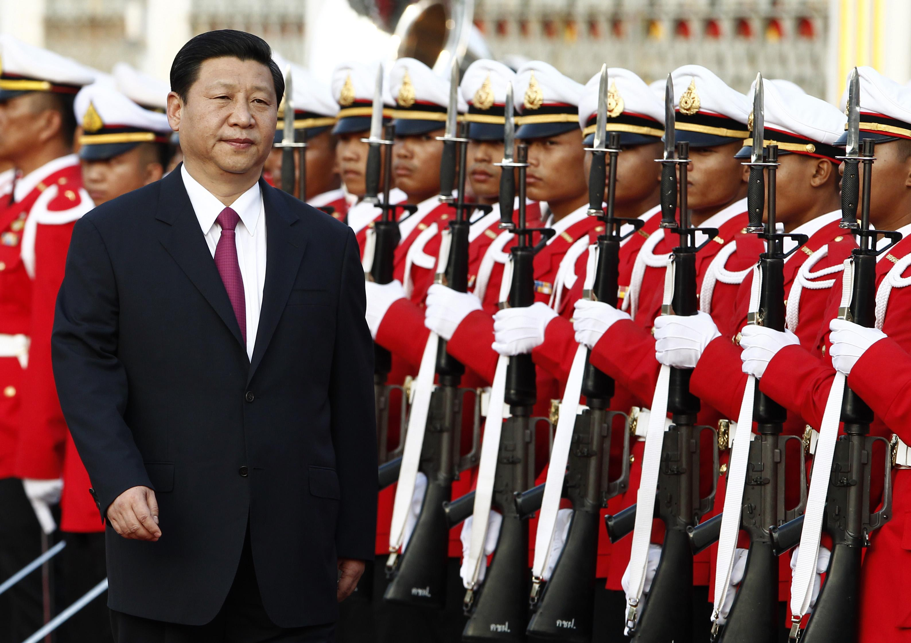 Xi Jinping upcoming visit