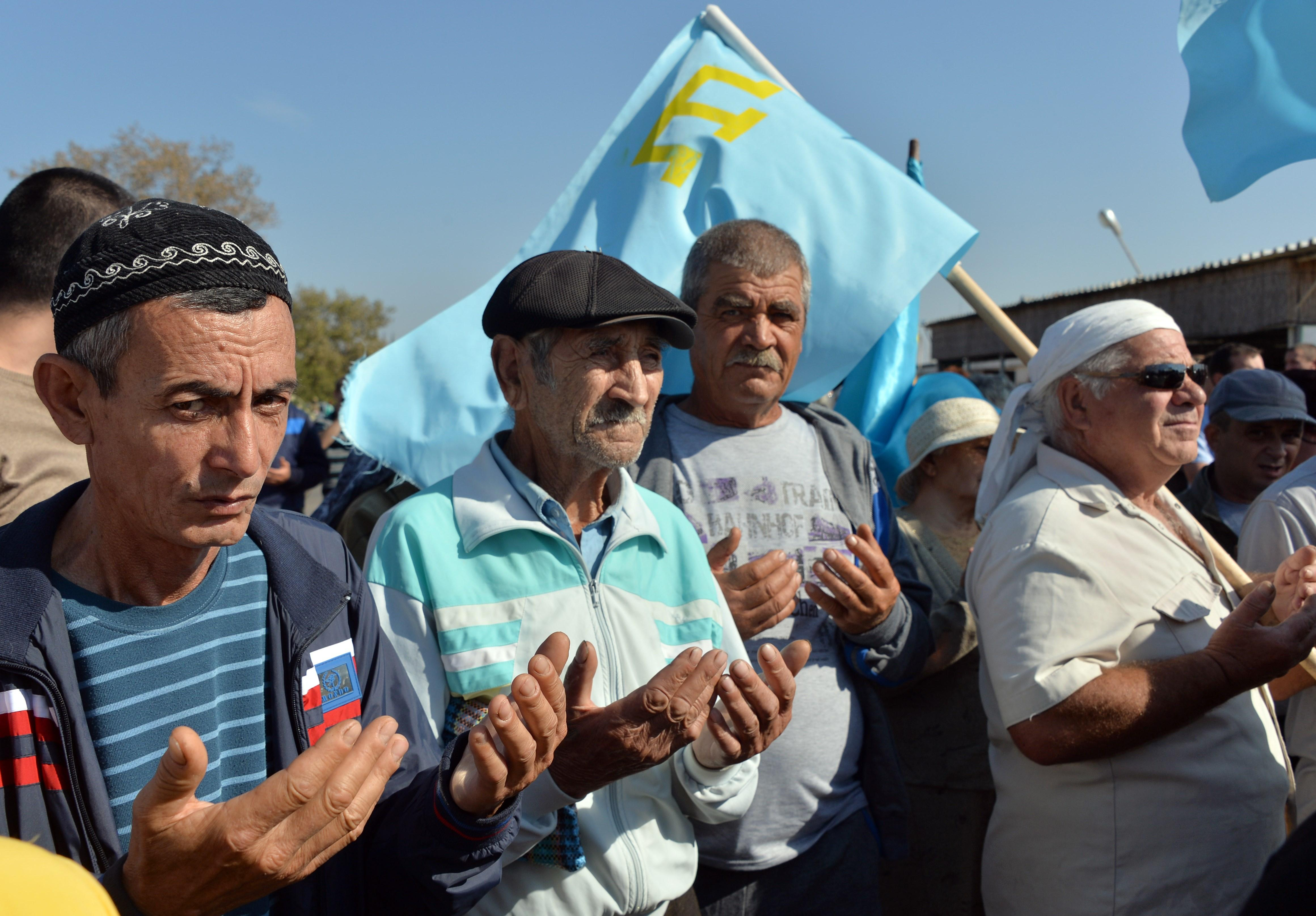 Crimea Tatars