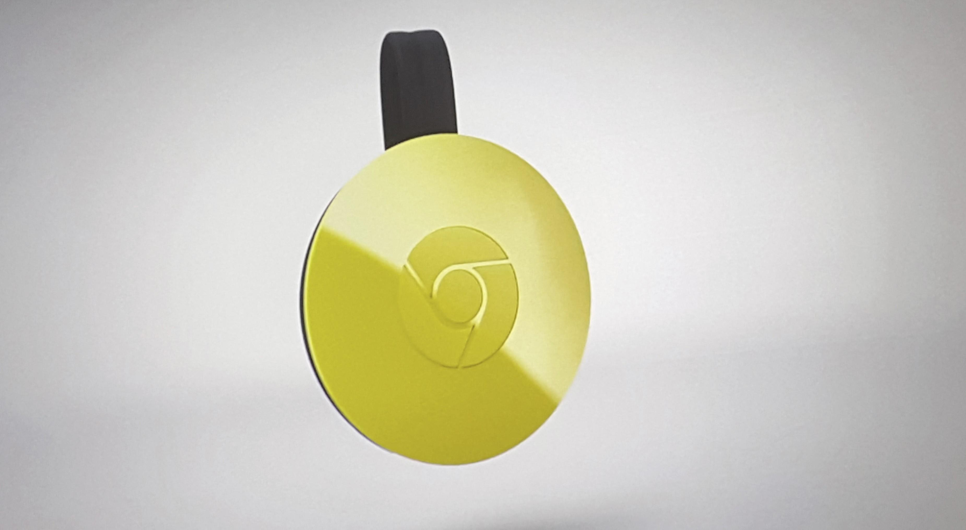 New Chromecast 2015