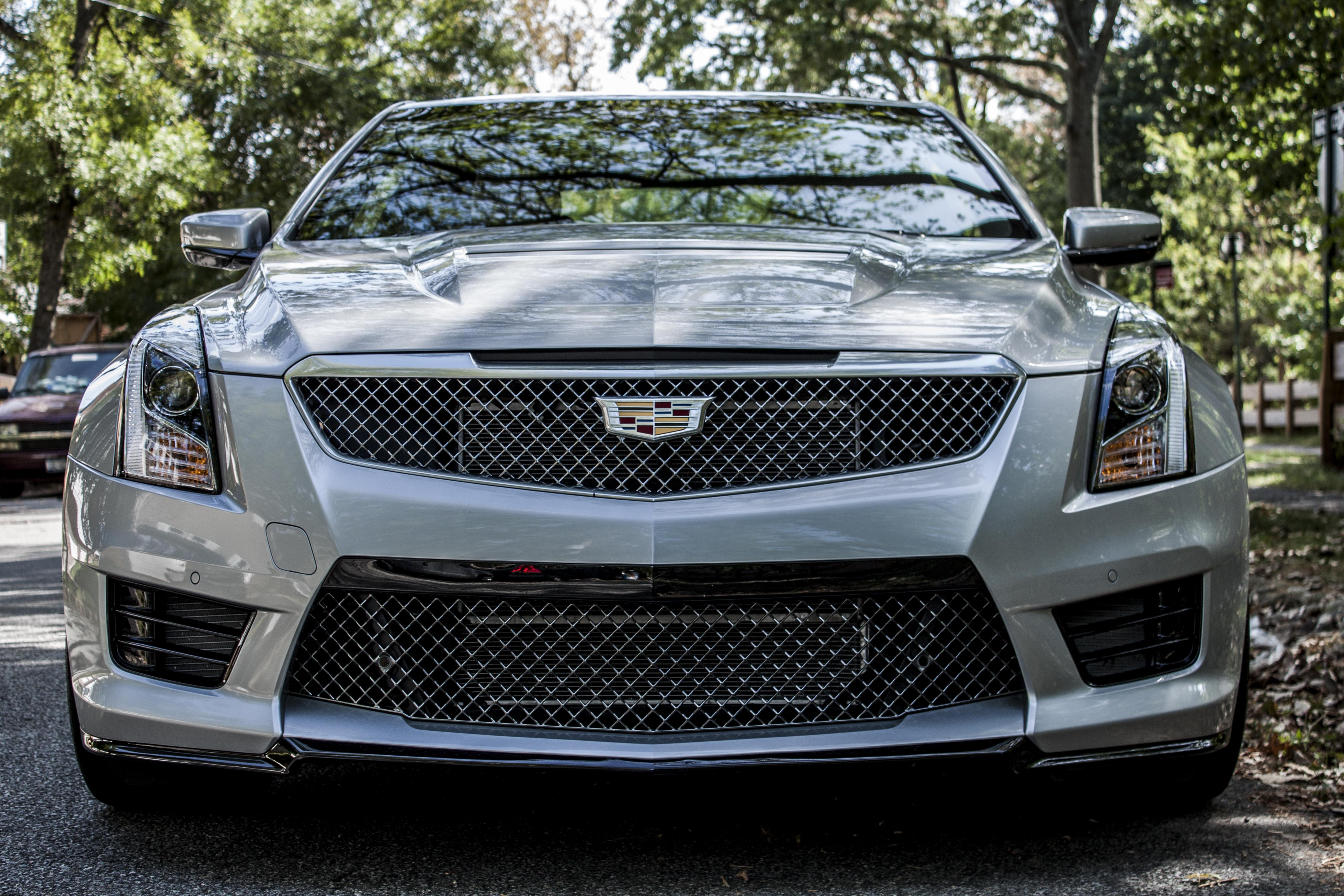 Cadillac Ats V Review A Real American Rival To The Bmw M3 And