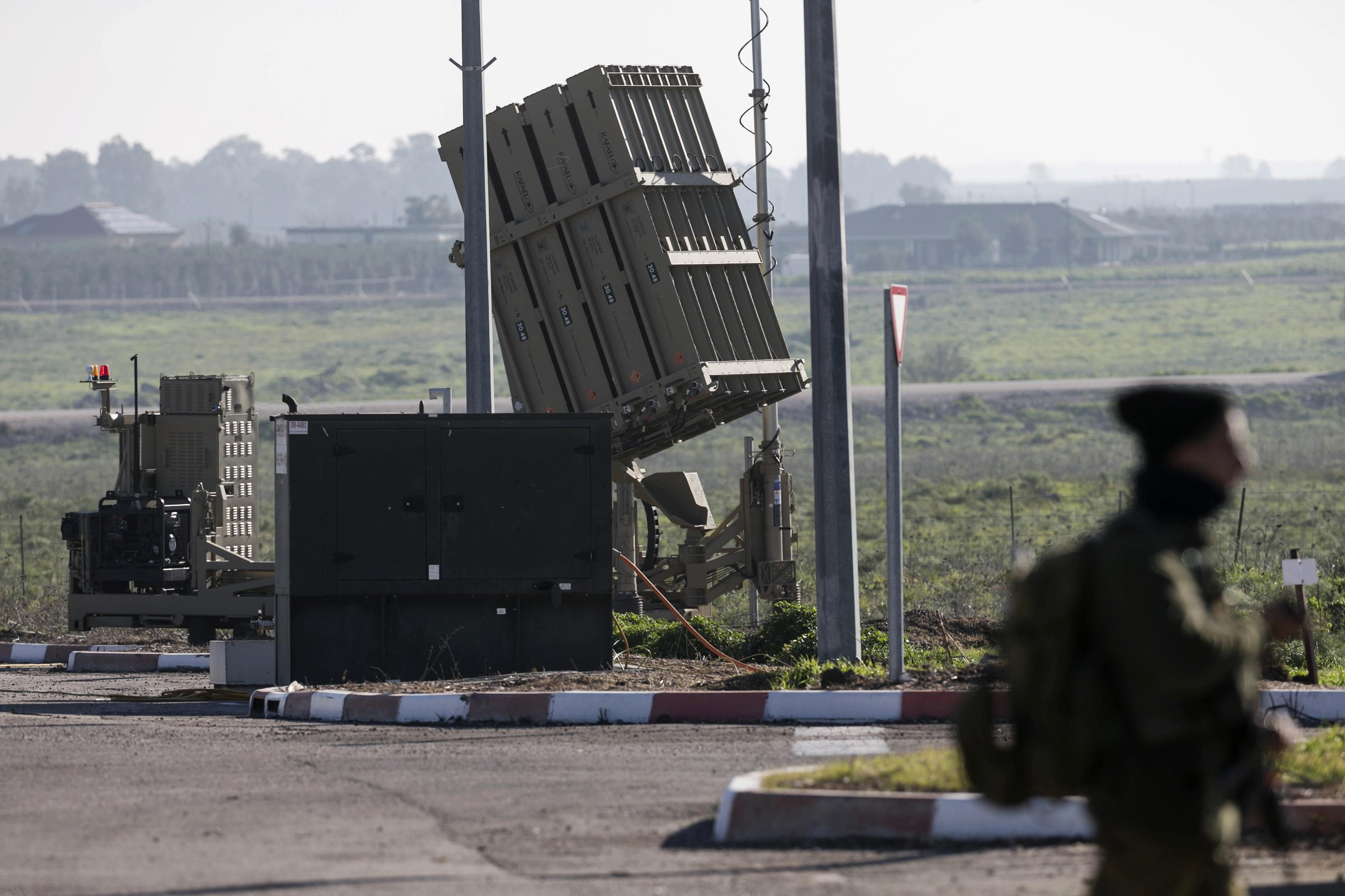 Israel, US successfully test ballistic missile interceptor