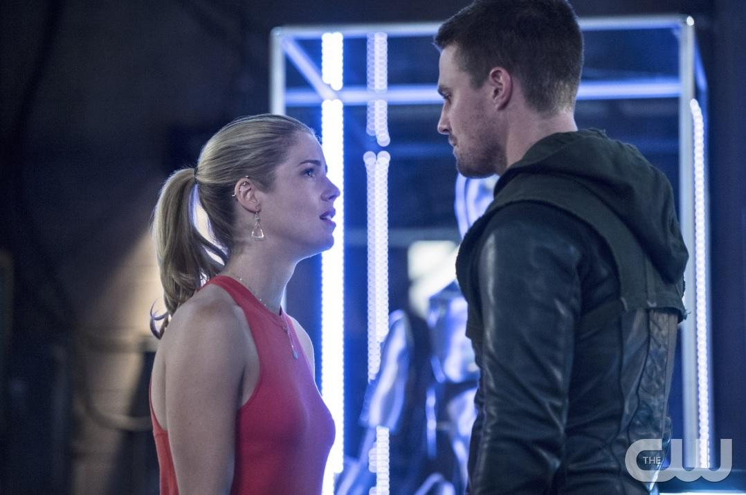 Arrow couples costume