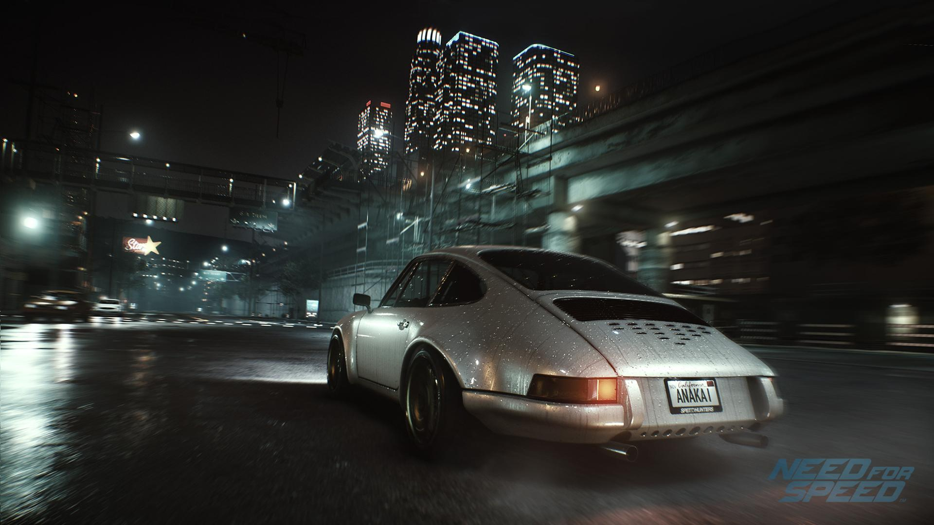 Need For Speed 911 solo