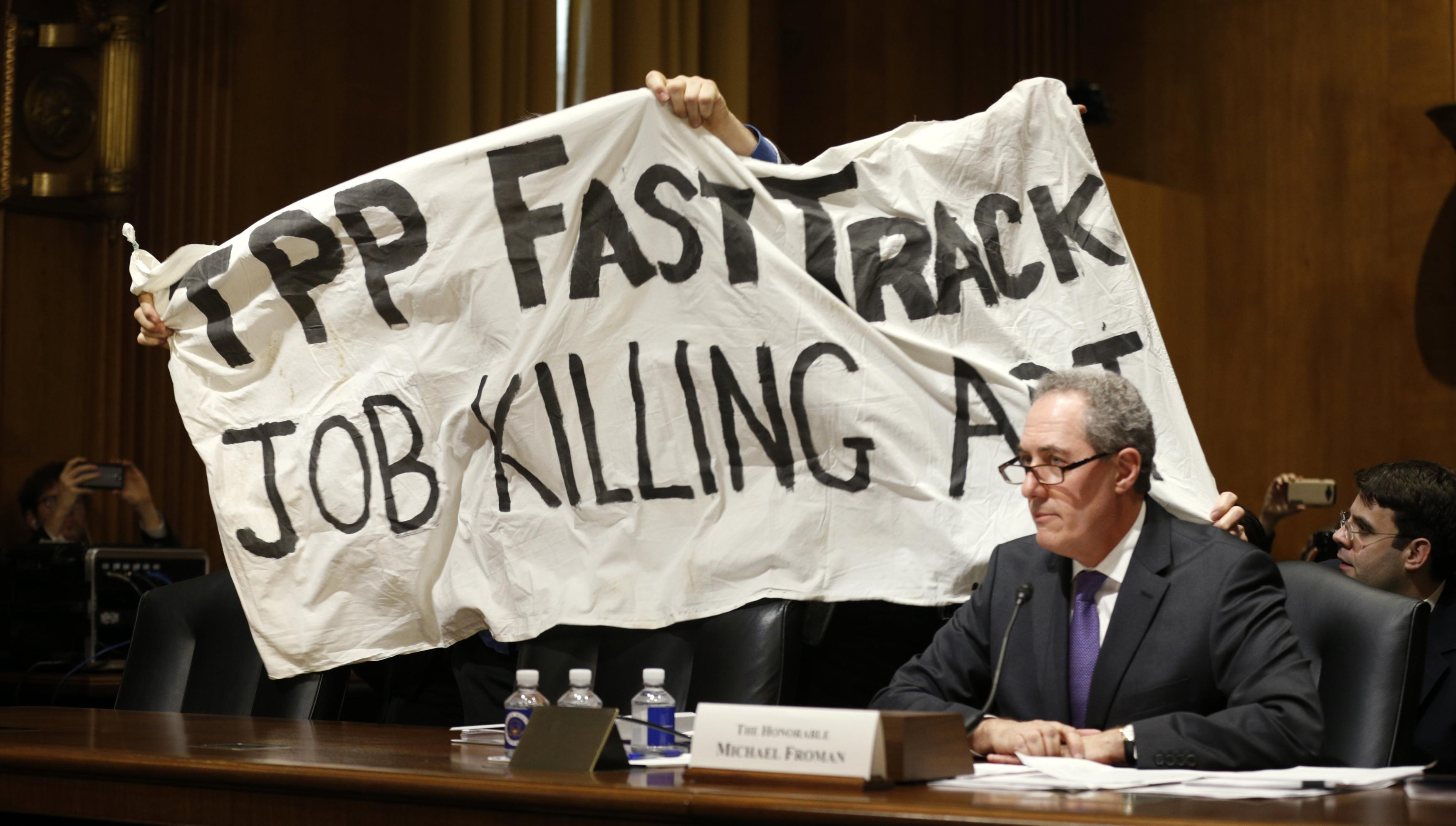 Tpp Update Obama Notifies Congress That He Intends To Sign Trade