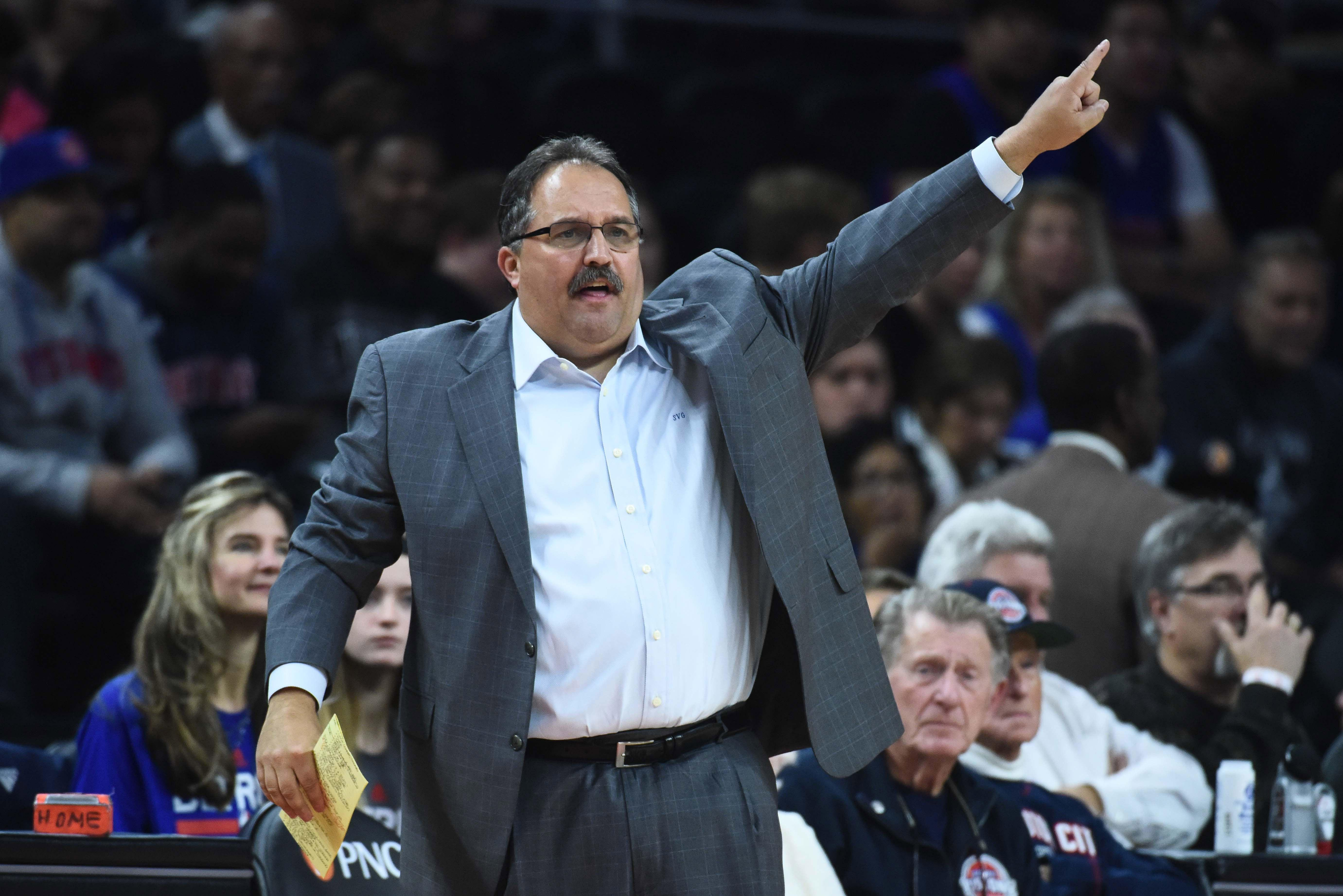 Stan Van Gundy has no interest in coaching 'dysfunctional' Knicks