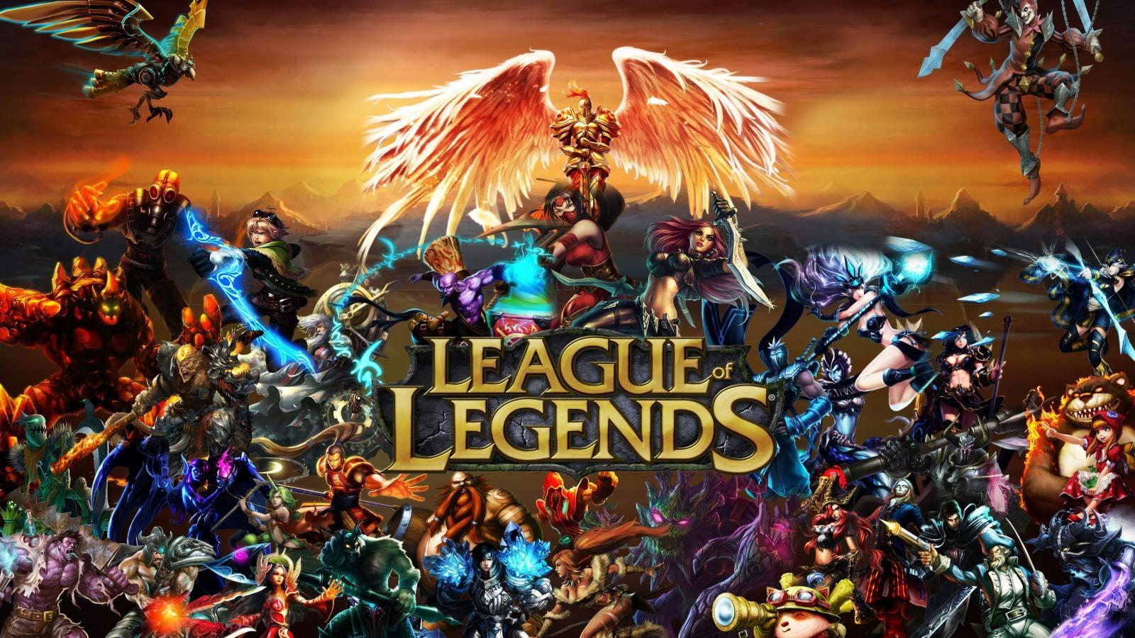 League Of Legends Looking To Take On Mobile Legends?
