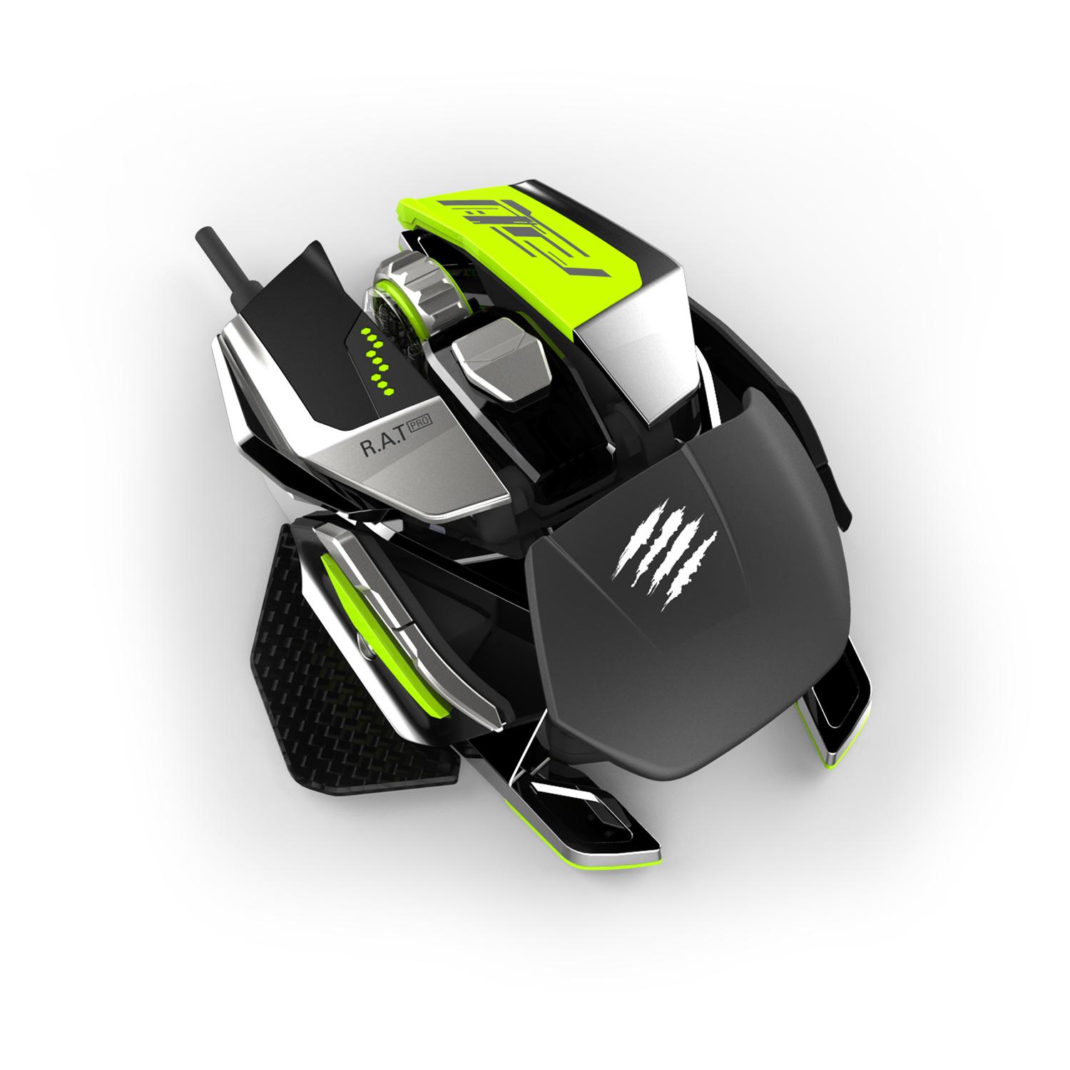 Rat Pro X Gaming Mouse