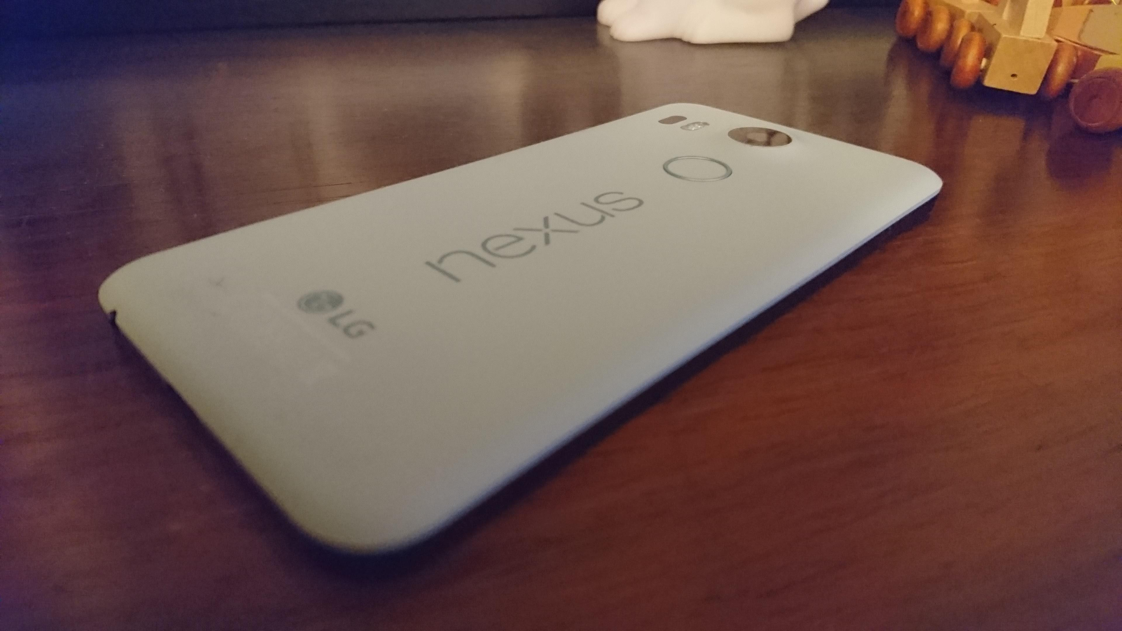 Nexus 5X Review - Design