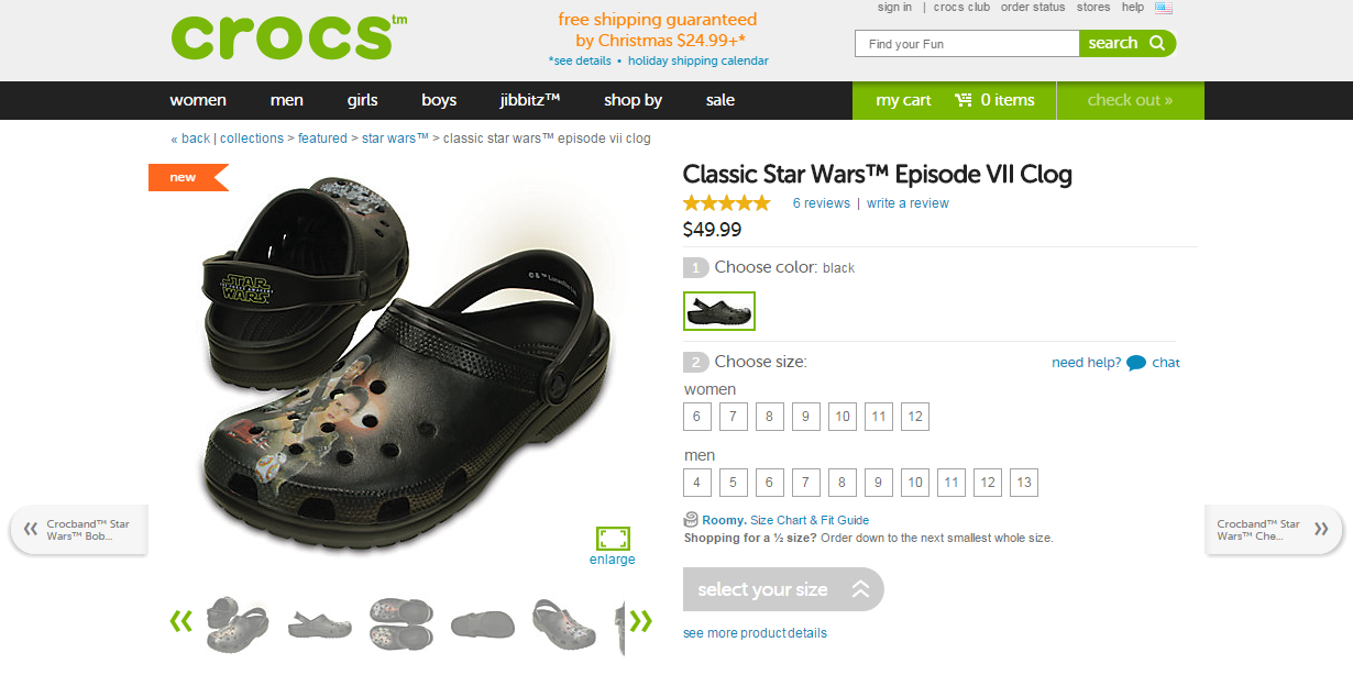 Star-Wars-Crocs