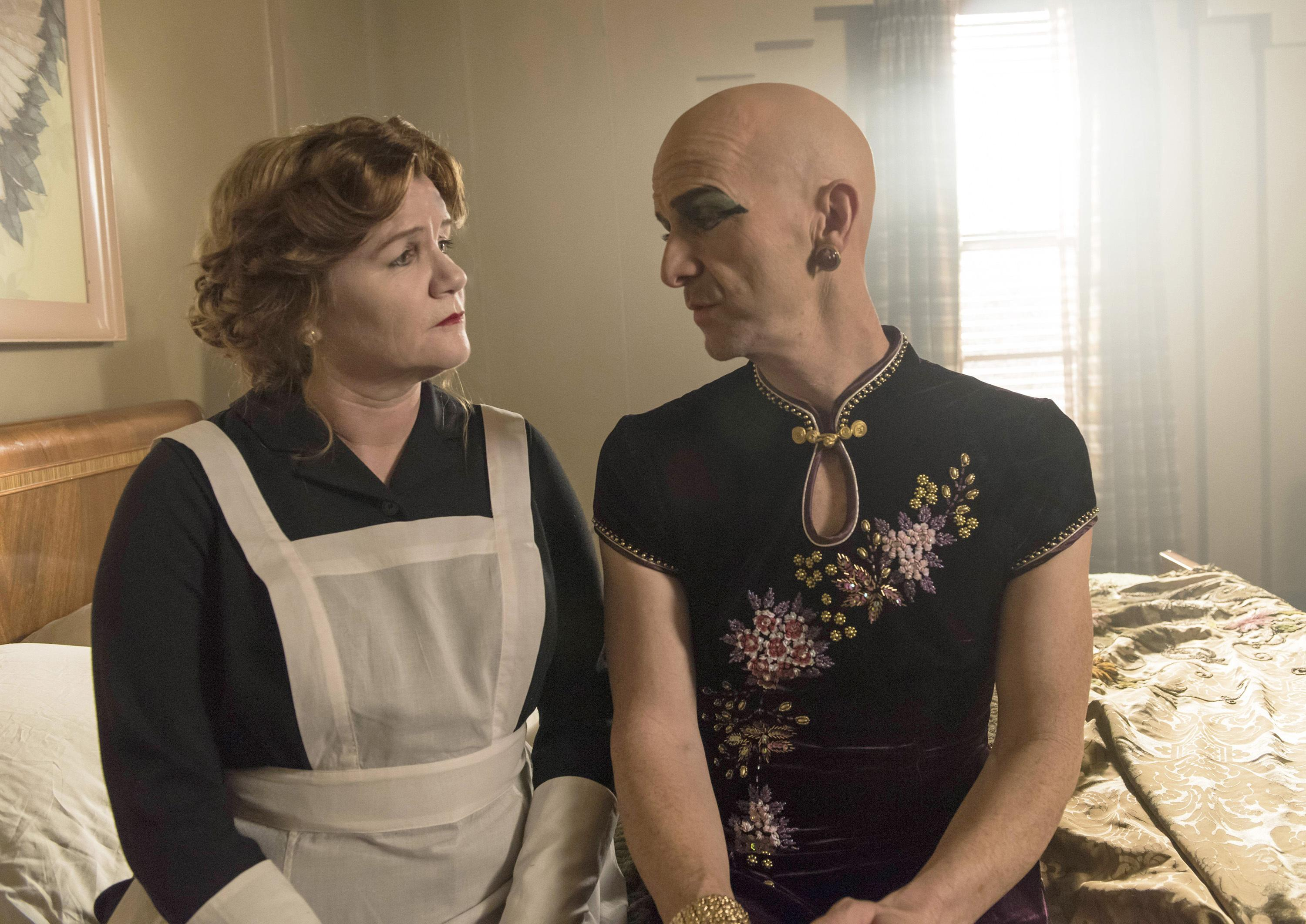 AHS Hotel - Miss Evers & Liz
