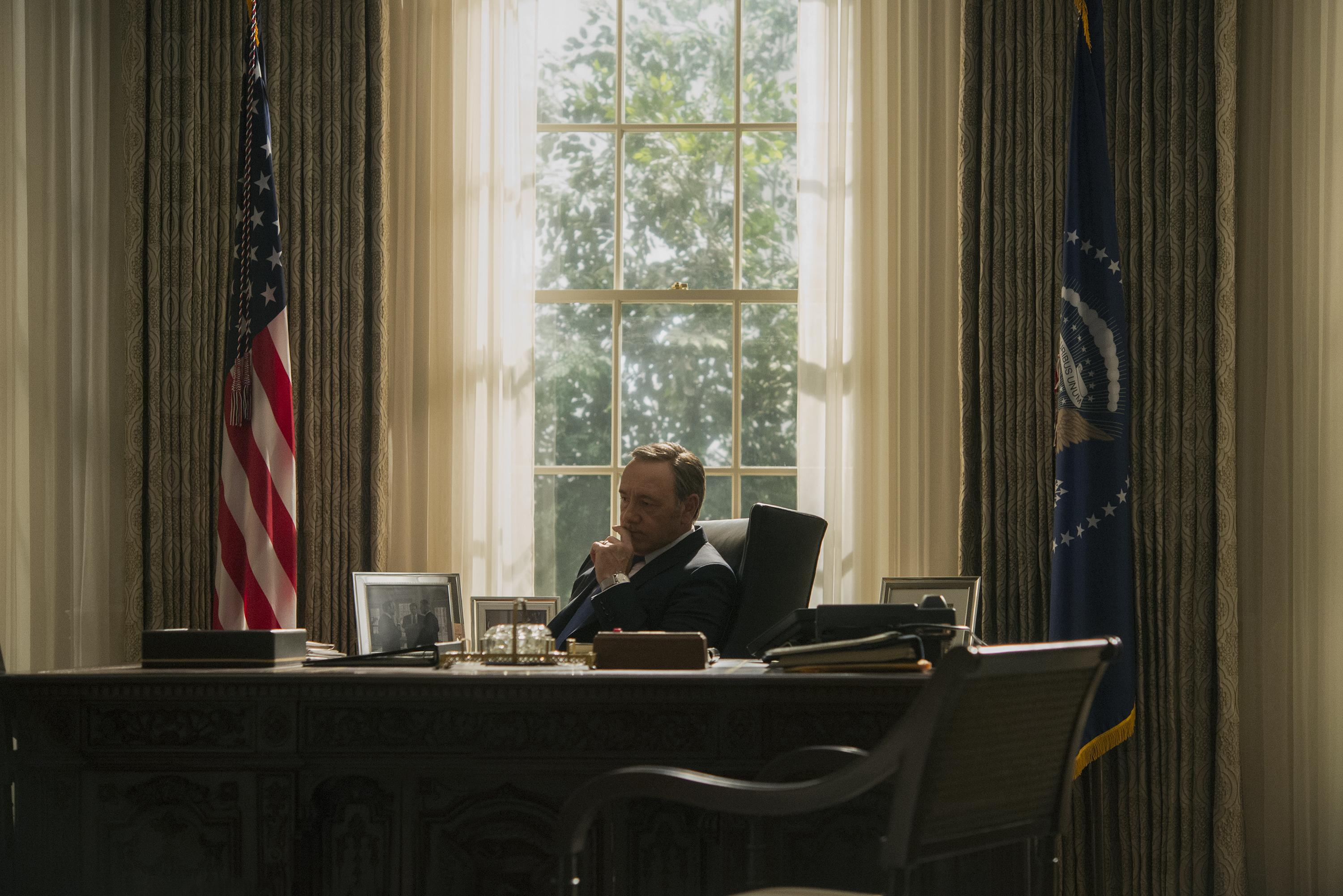 "House of Cards"" Season 4 Spoilers"