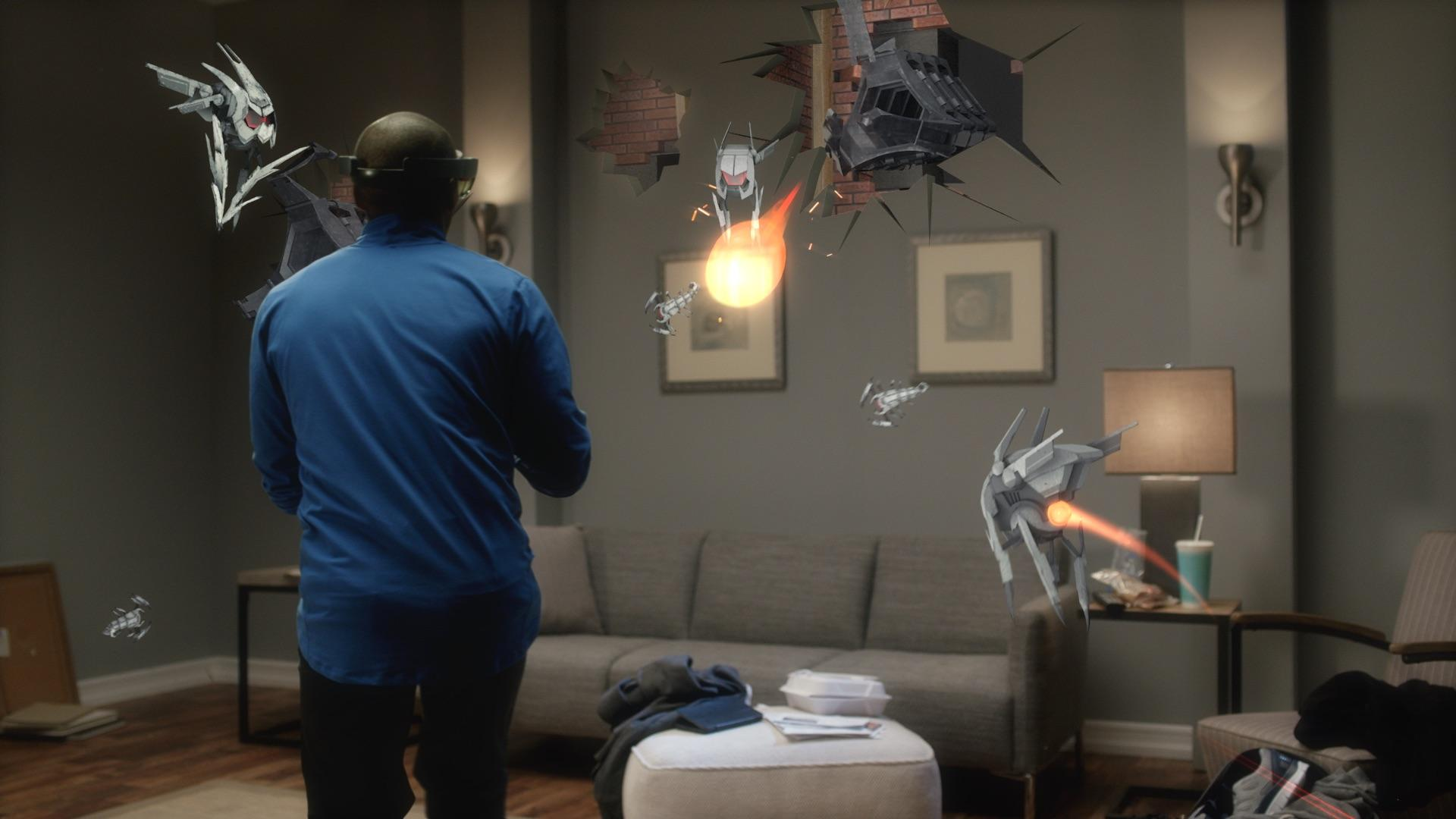 hololens prject x-ray