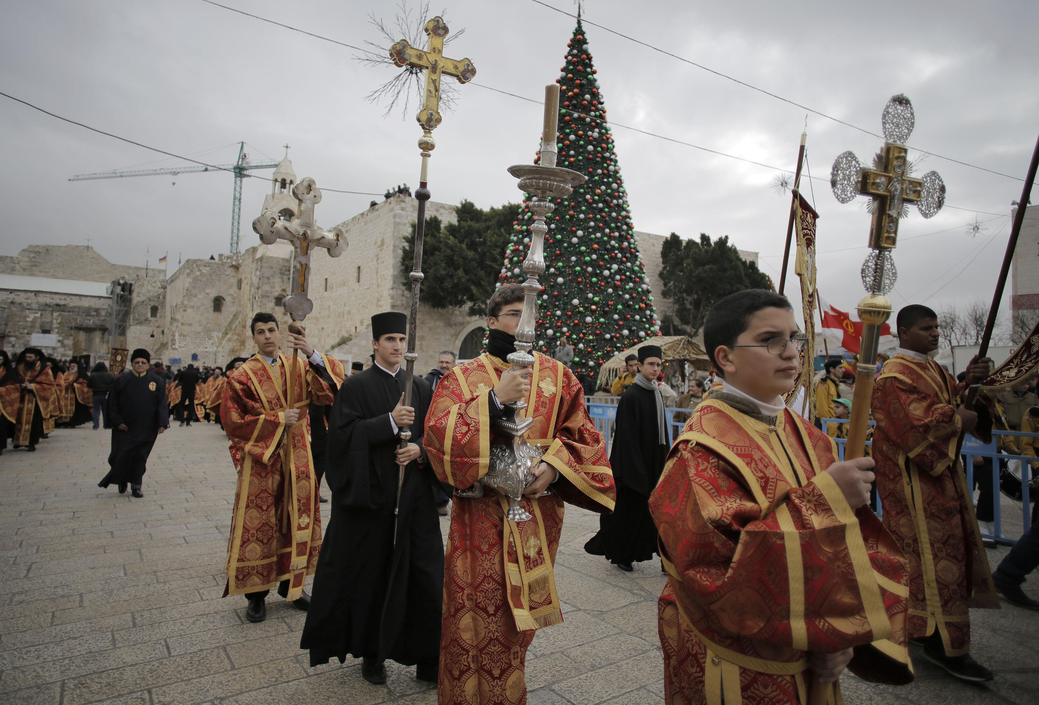 Greek Orthodox Christmas.Orthodox Christmas 2016 Russian Greek Serbian And Other