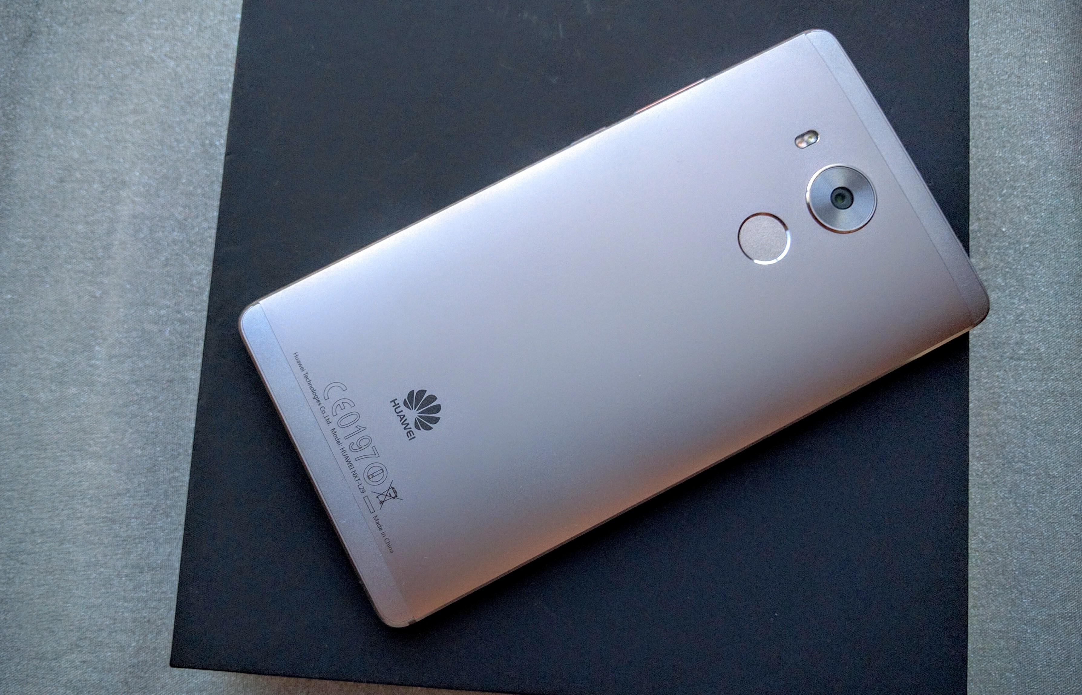 Huawei Mate 8 First Impressions