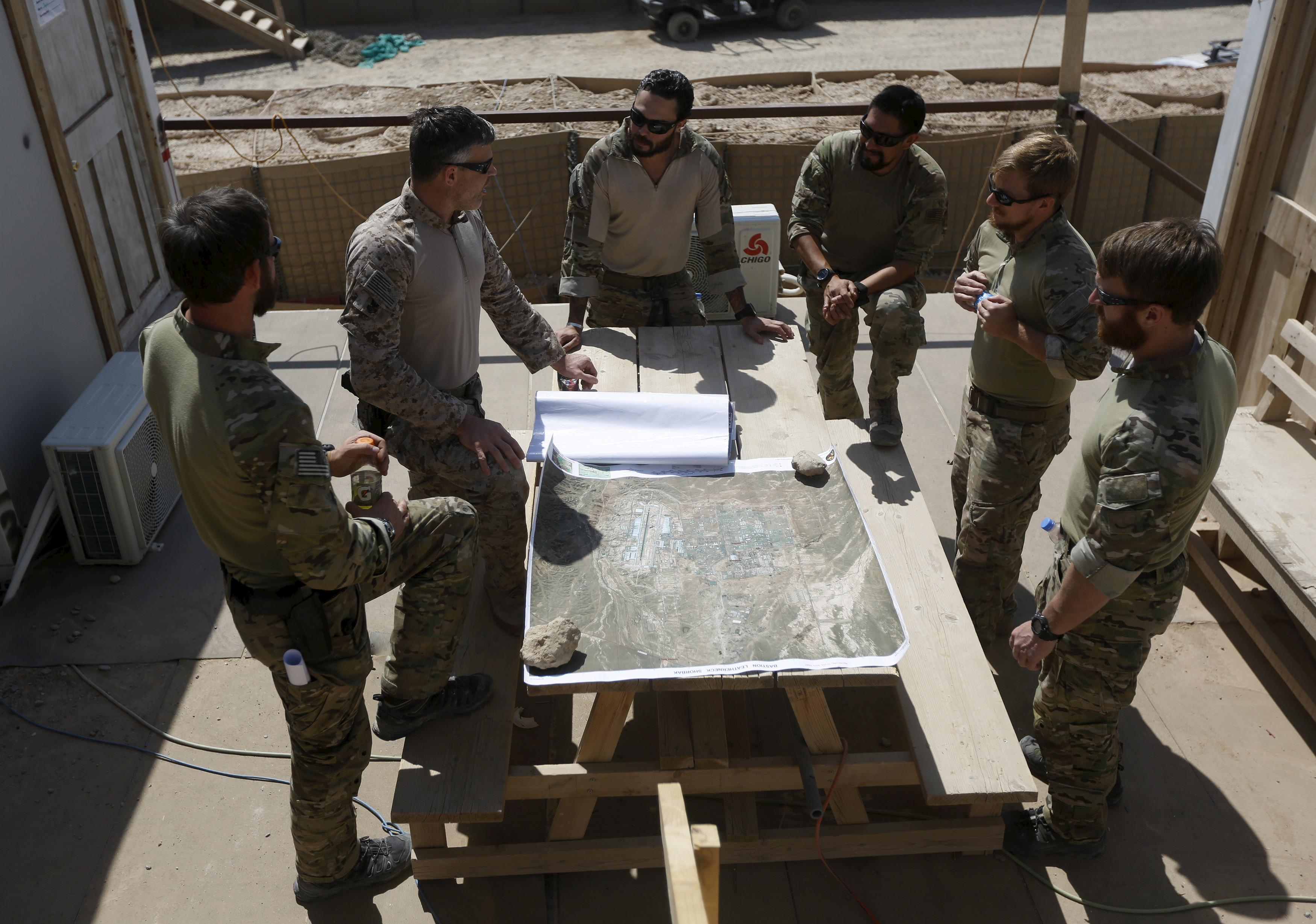 US forces Helmand