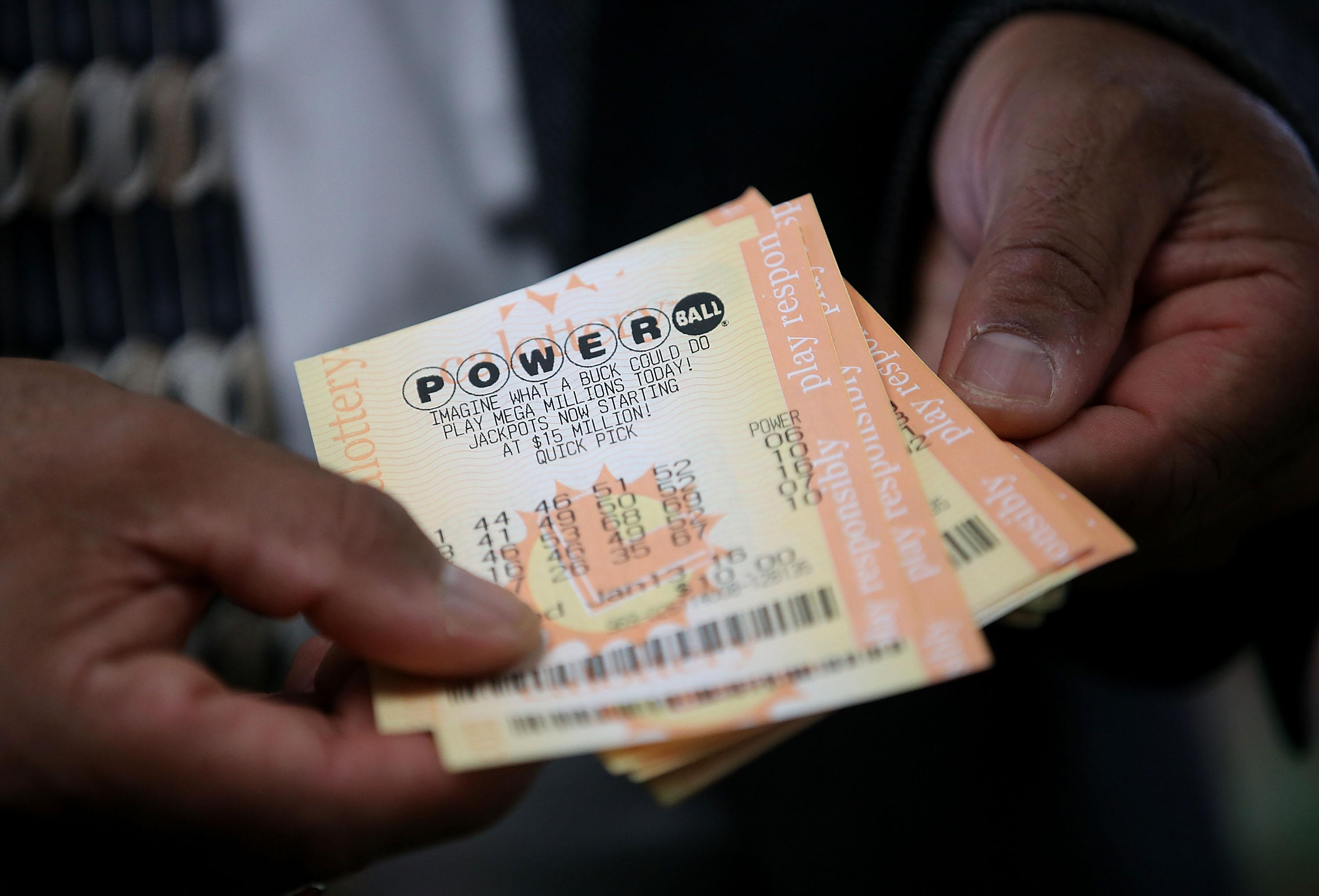Powerball numbers: Did you win Saturday's $495 million lottery jackpot?
