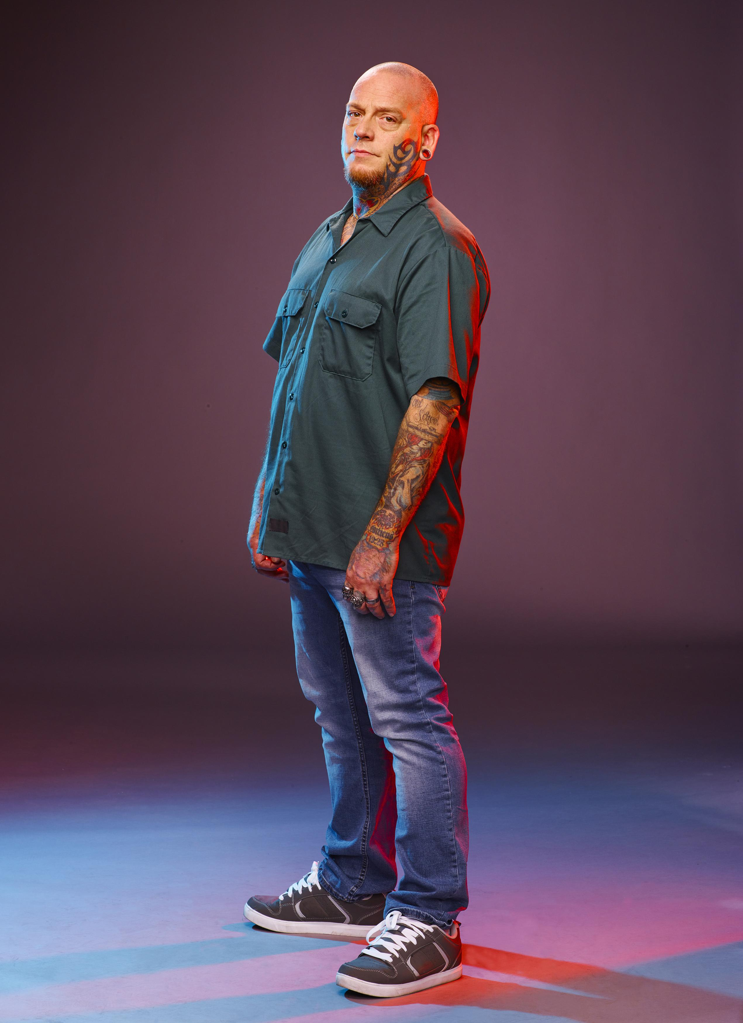 Christian - Ink Master