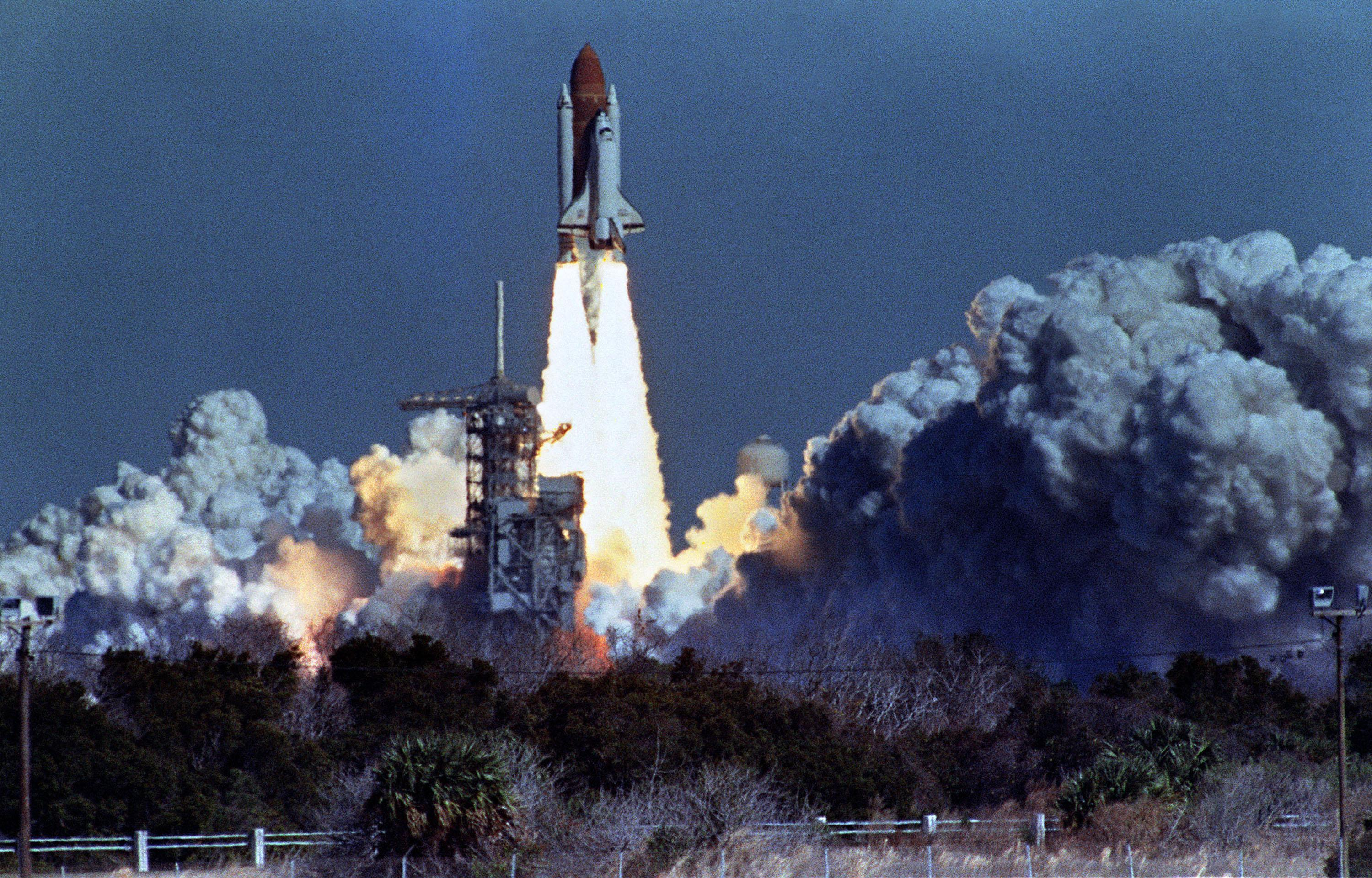 Space Shuttle Challenger Explosion: On 30th Anniversary ...