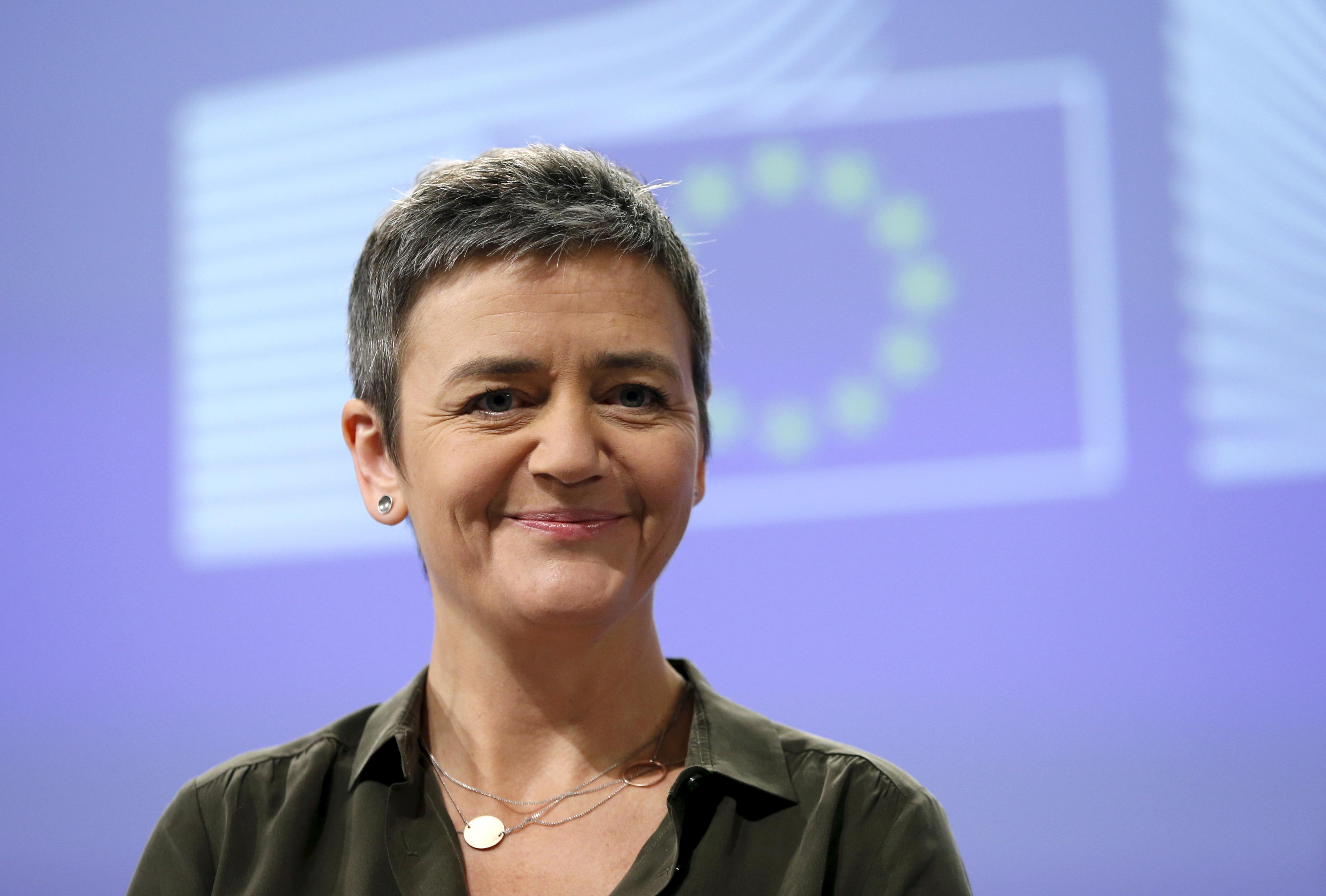 EU Antitrust Chief Margarethe Vestager