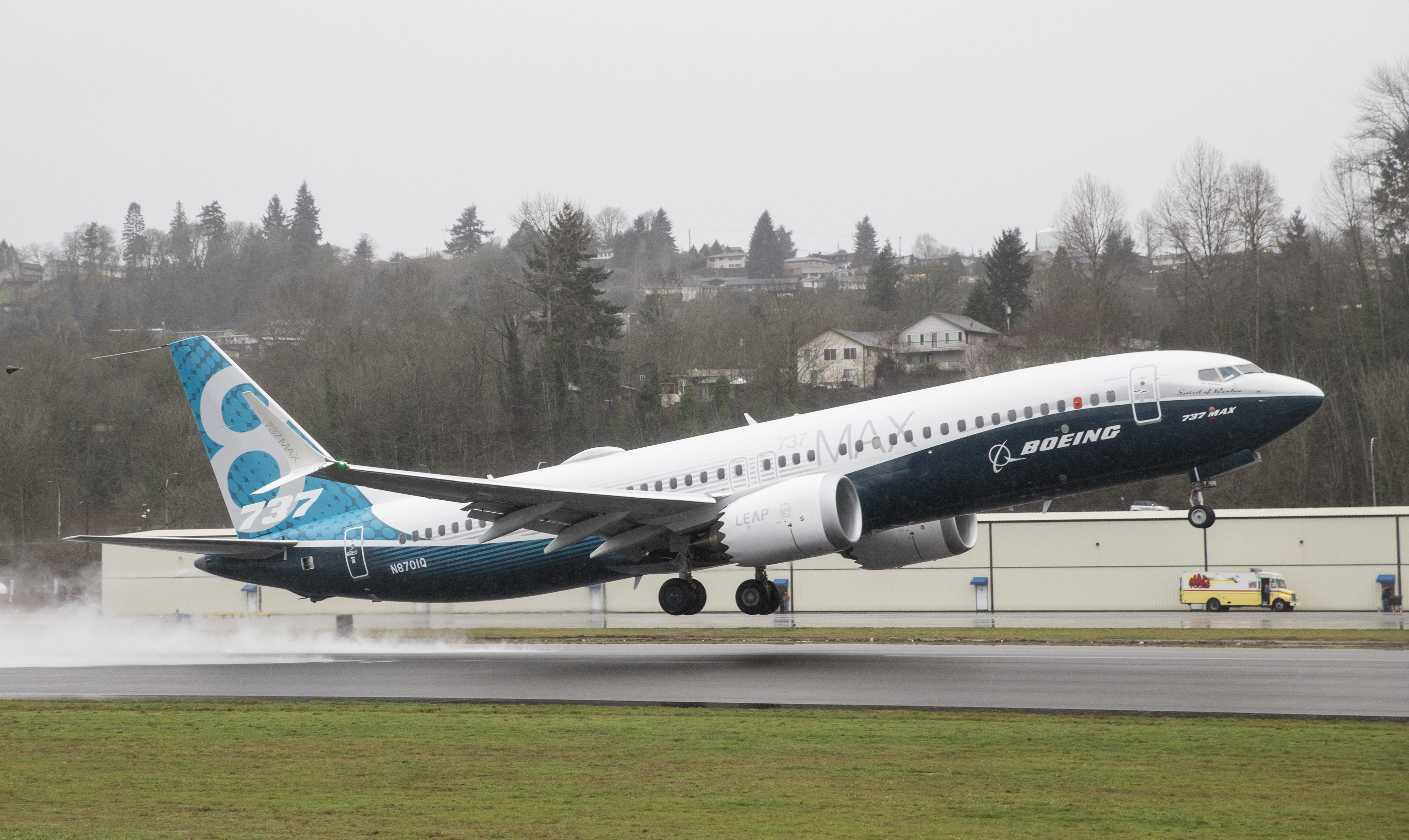 Boeing 737 MAX 10 Completes Firm Configuration, Enters