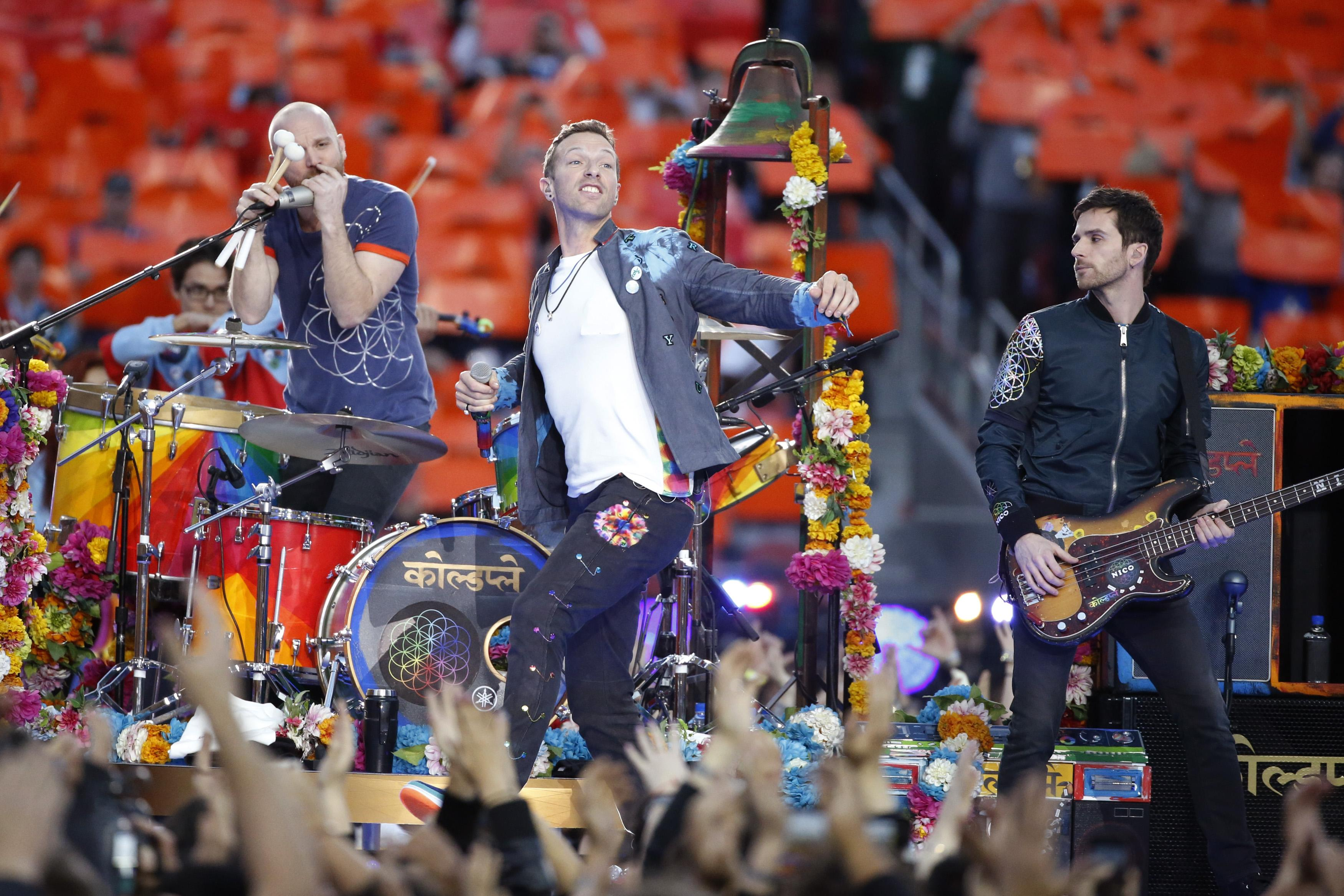 Coldplay announce brand new double album