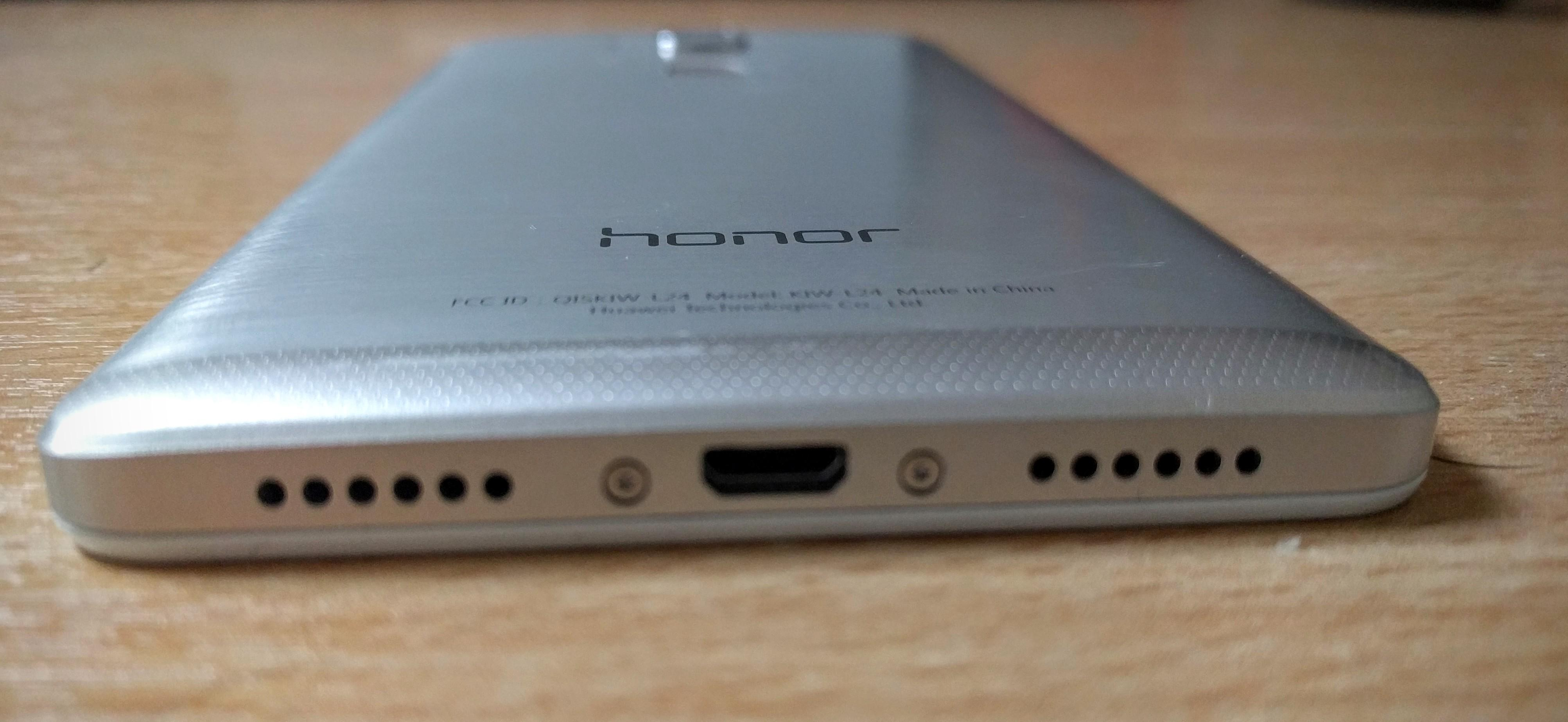 Honor 5X Review Specs