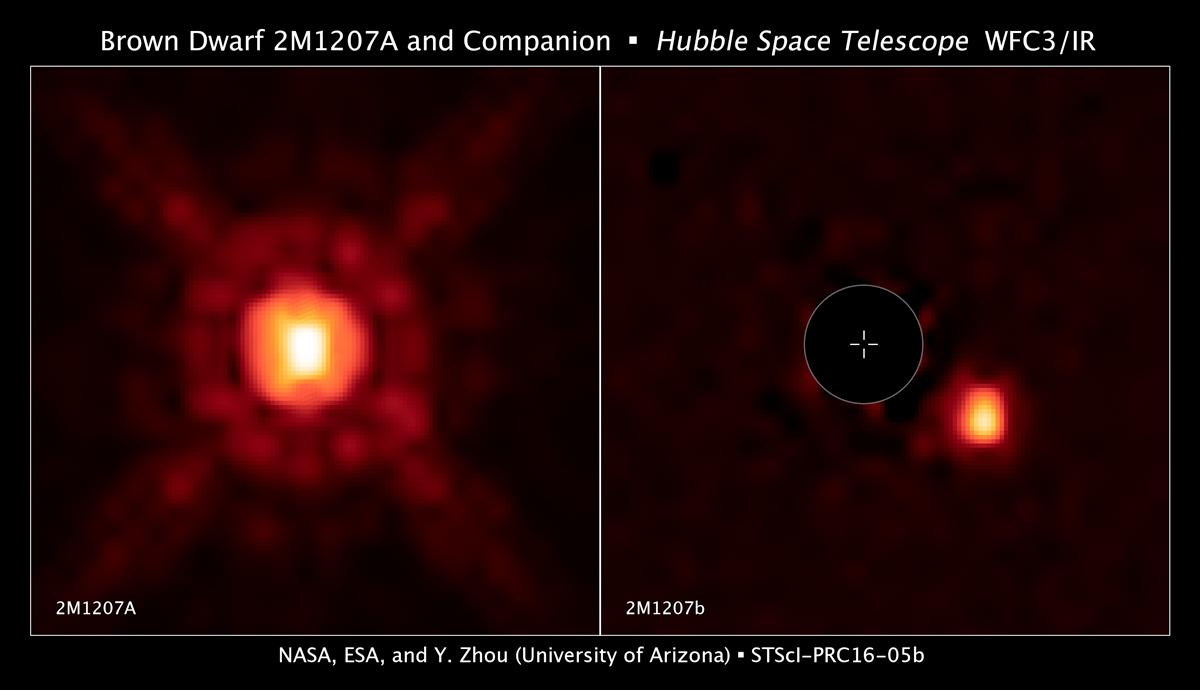 As The 'Super-Jupiter' Turns: Hubble Observes Rotation Of Exoplanet Where It Rains Iron And Glass
