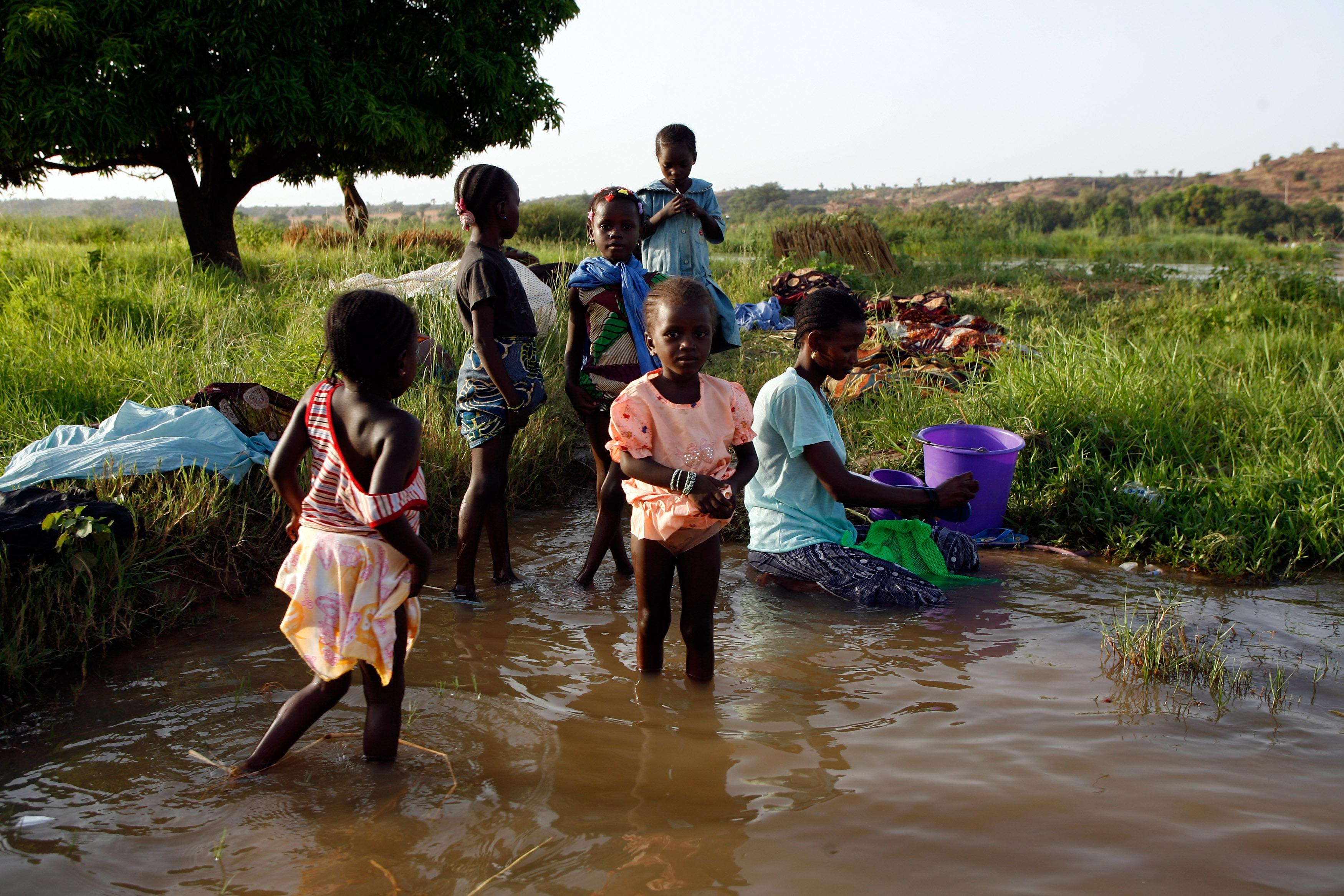 Niger water access