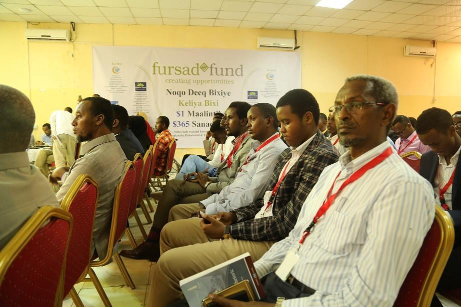 Fursad Fund launch