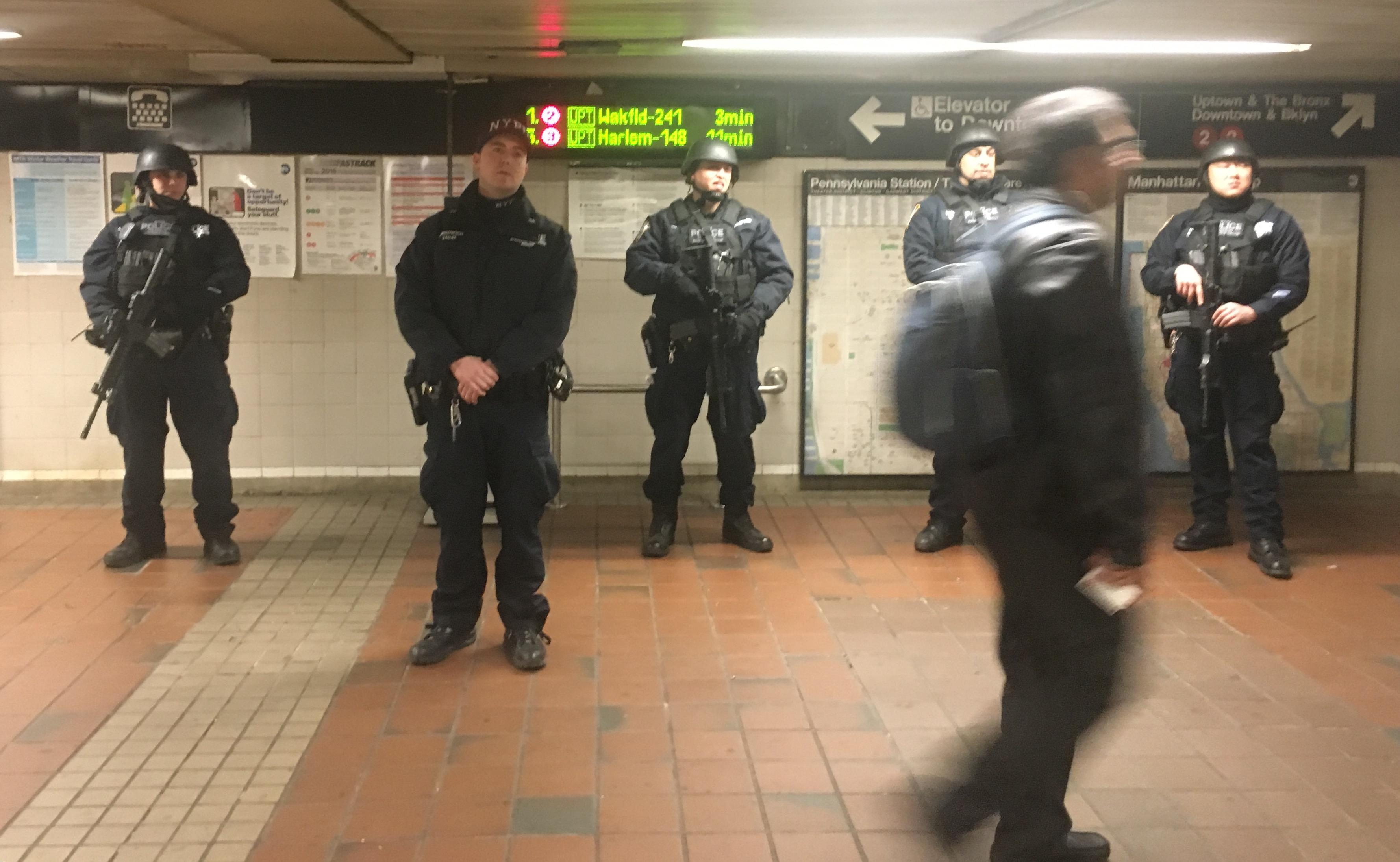 nyc terror alert security 1
