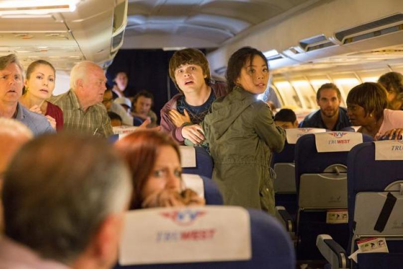 Fear the Walking Dead: Flight 462