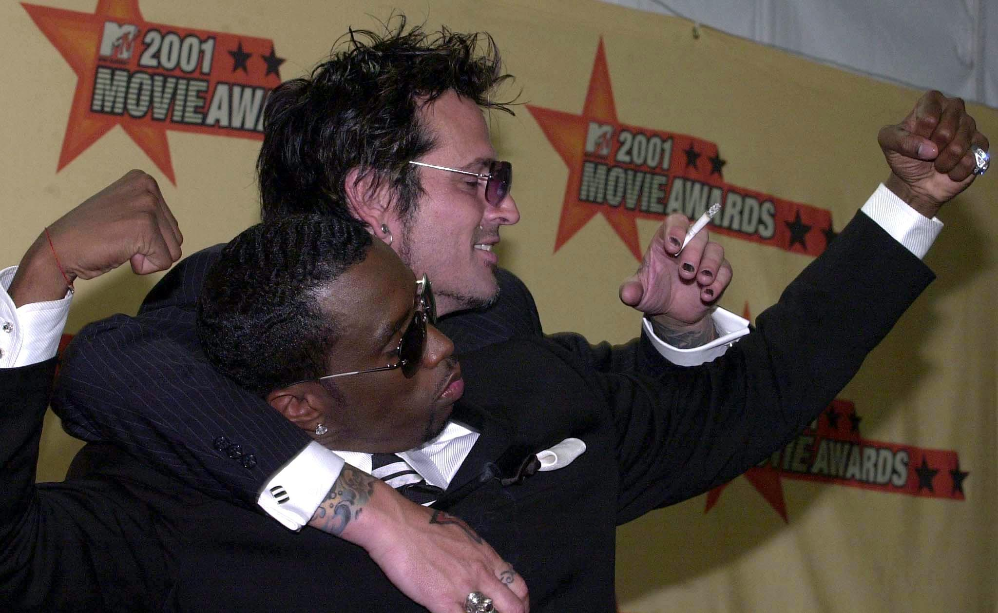This Is What The Mtv Movie Awards Looked Like 15 Years Ago