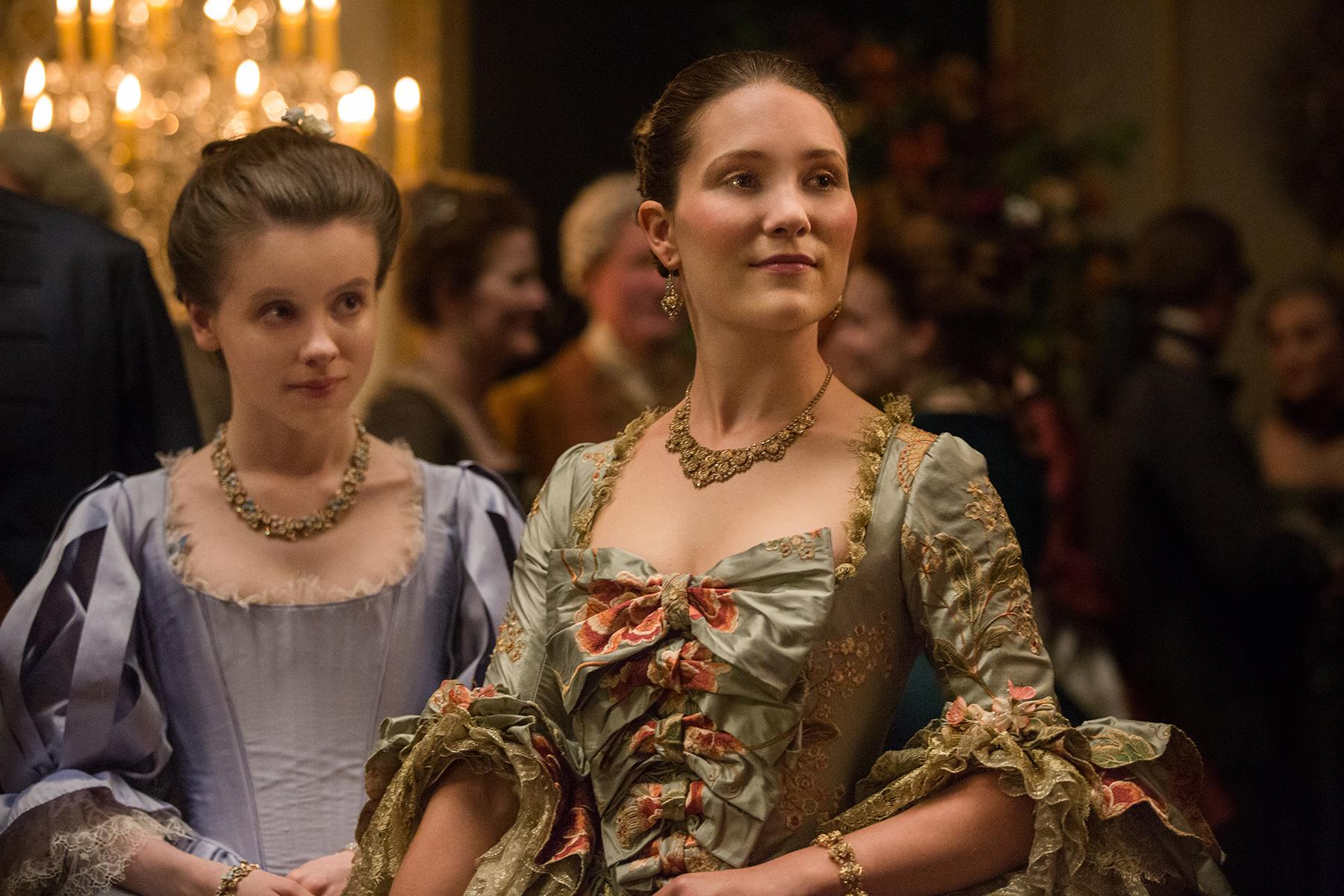 Outlander Louise and Mary