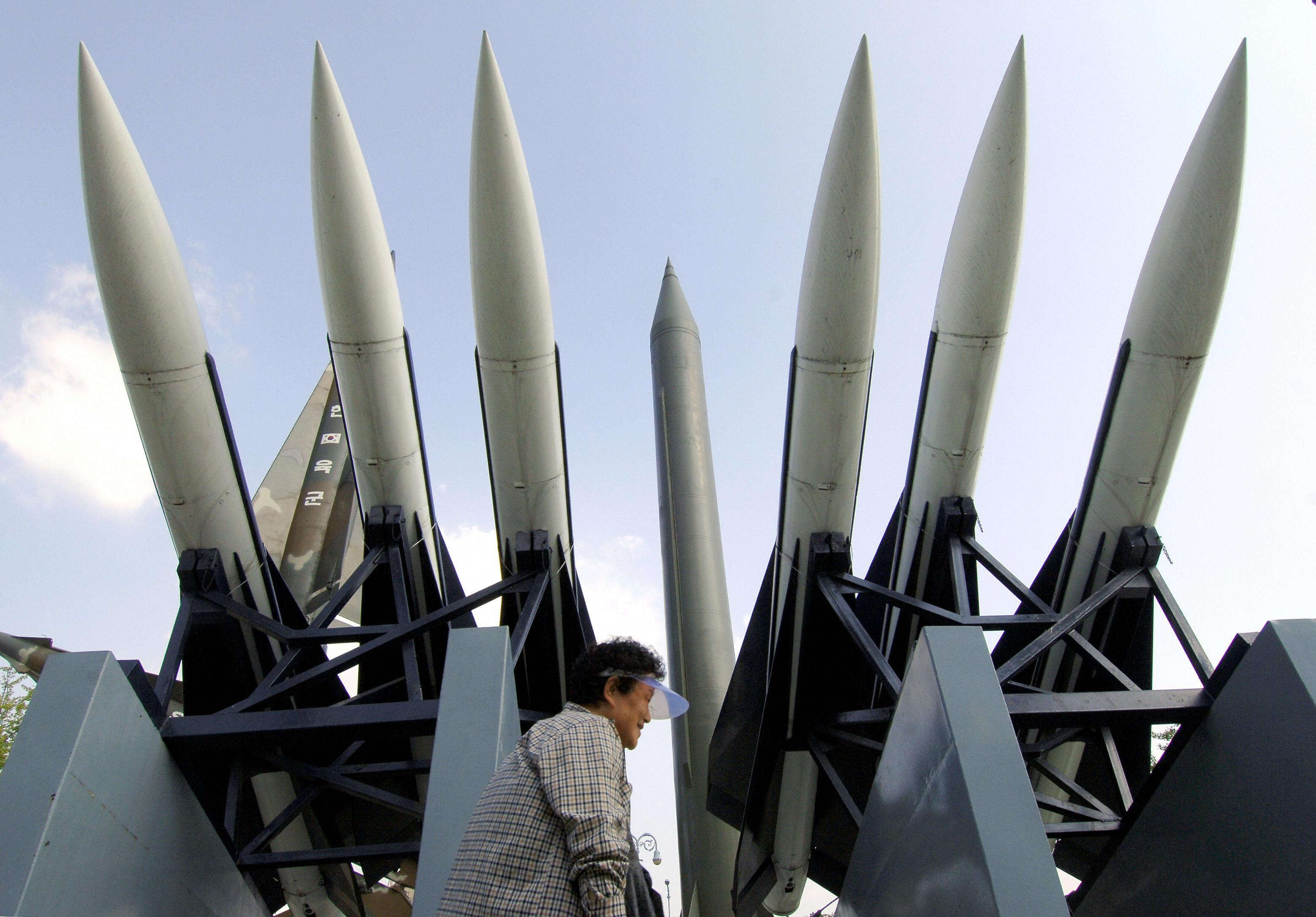 'Fewer but newer' nuclear arms in the world, says report