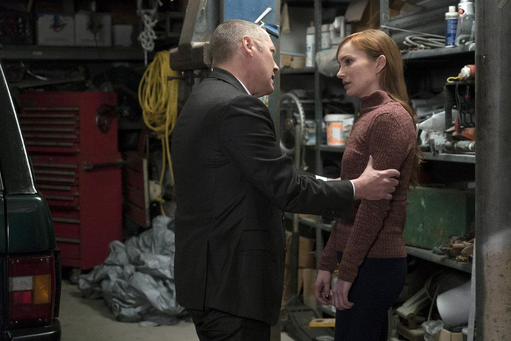 The Blacklist Episode 19