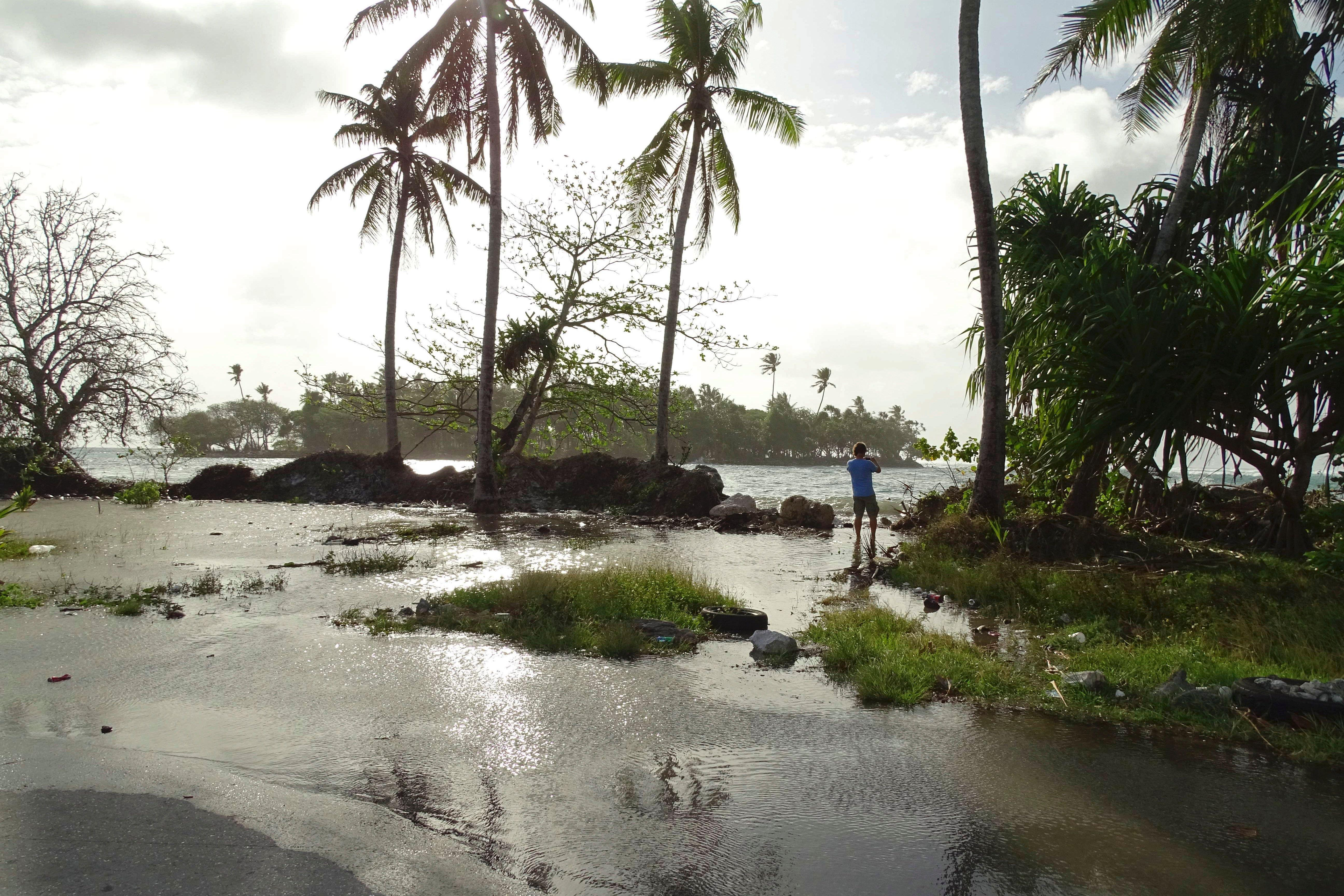 Marshall Islands Climate Change