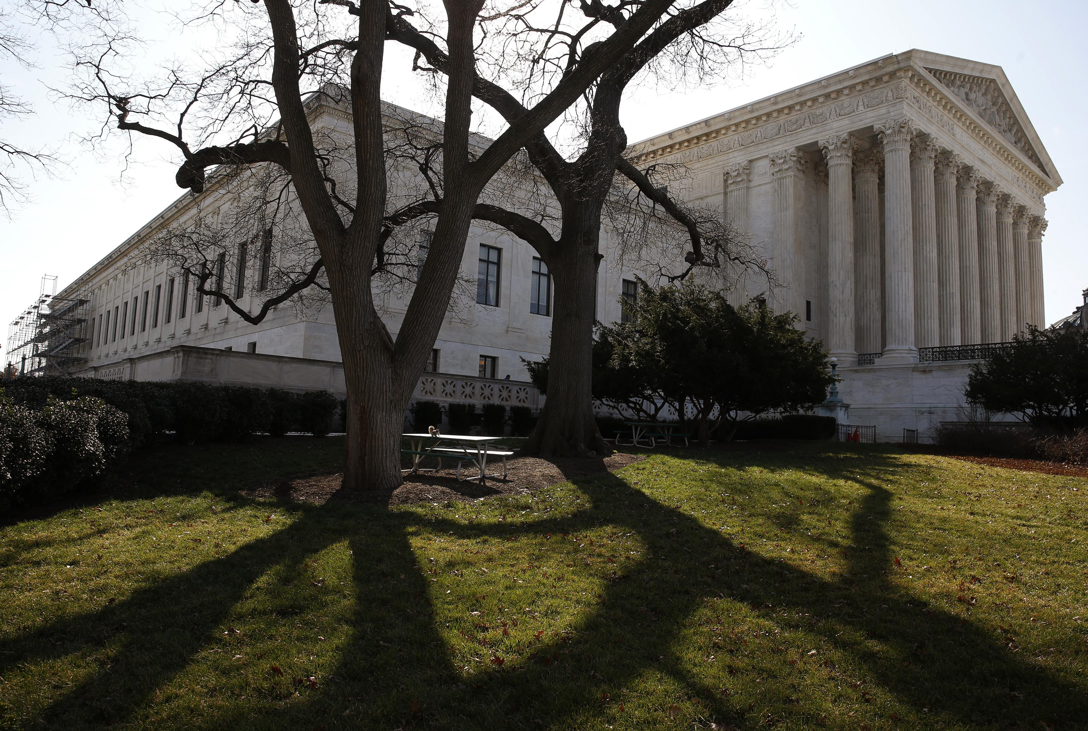 Some have suggested that a Supreme Court case on patents could affect prescription drug prices, but legal experts say that's unlikely.