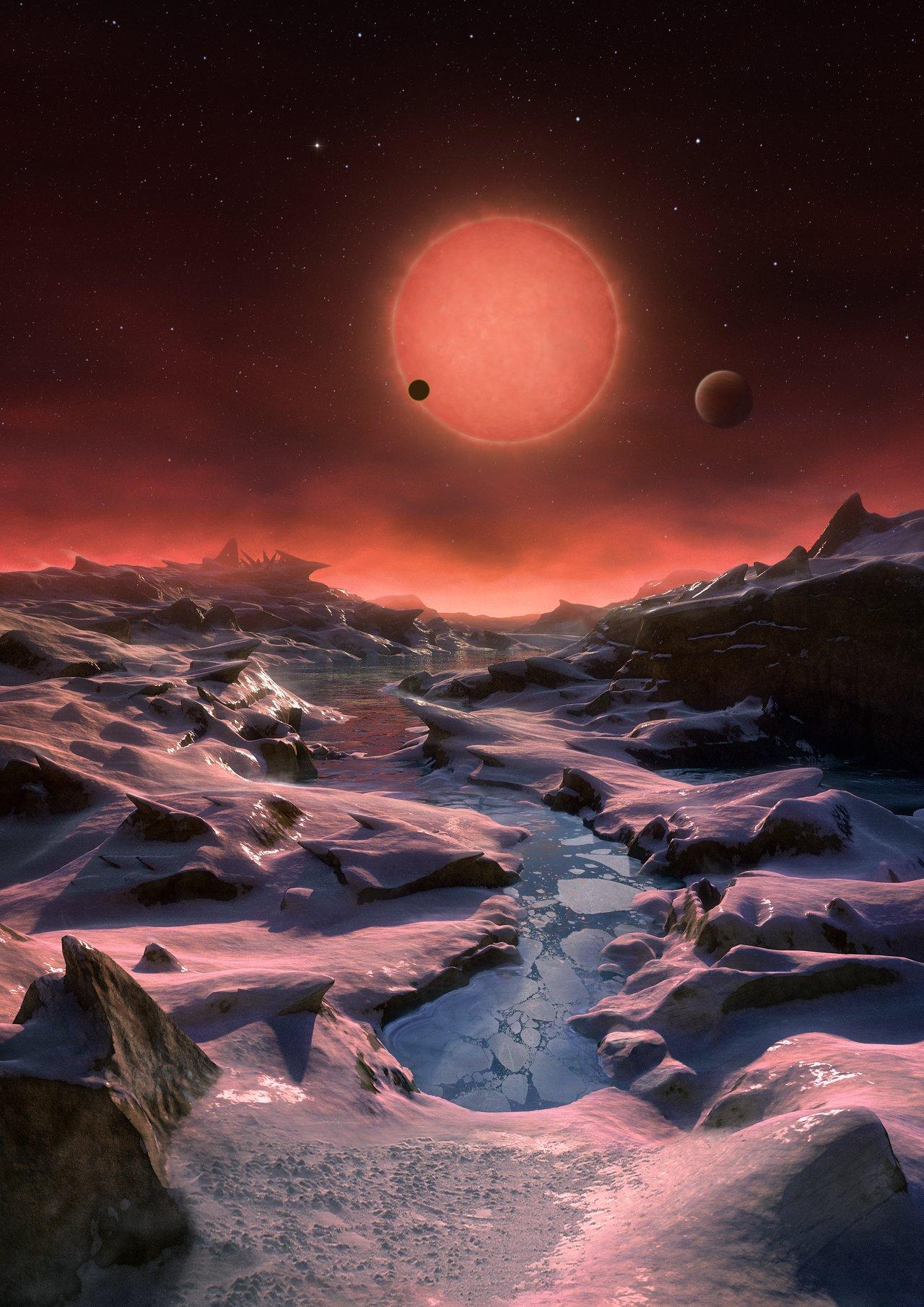Hunt For Alien Life: Potentially Habitable Earth-Sized