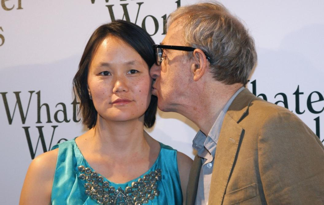 woody allen responds to ronan farrow s essay at cannes film  woody allen soon yi