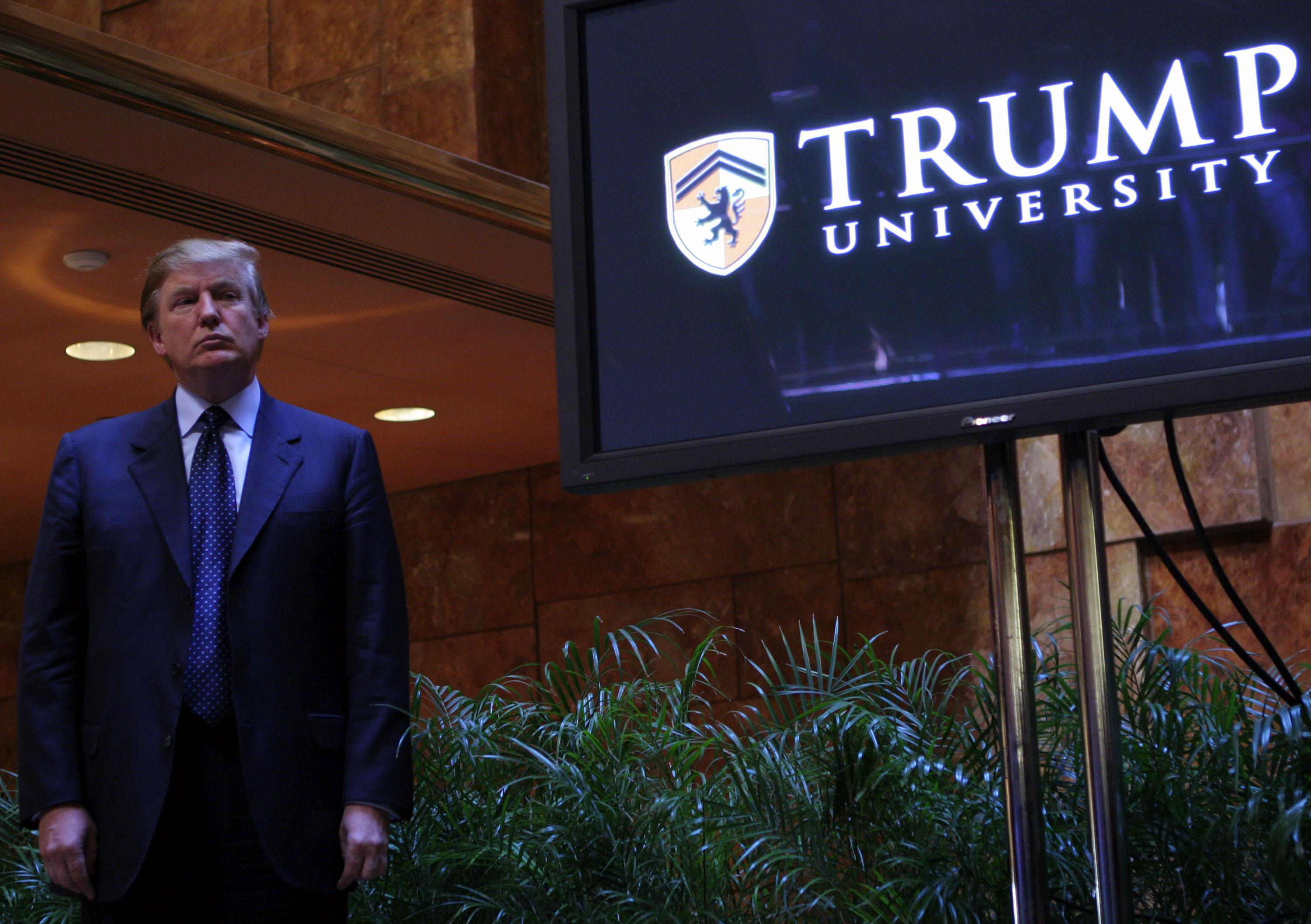 Trump University Lawsuit