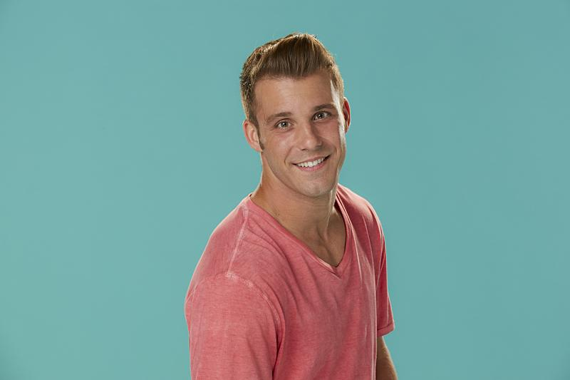 """Big Brother"" Season 18 Contestant Paulie Calafiore"